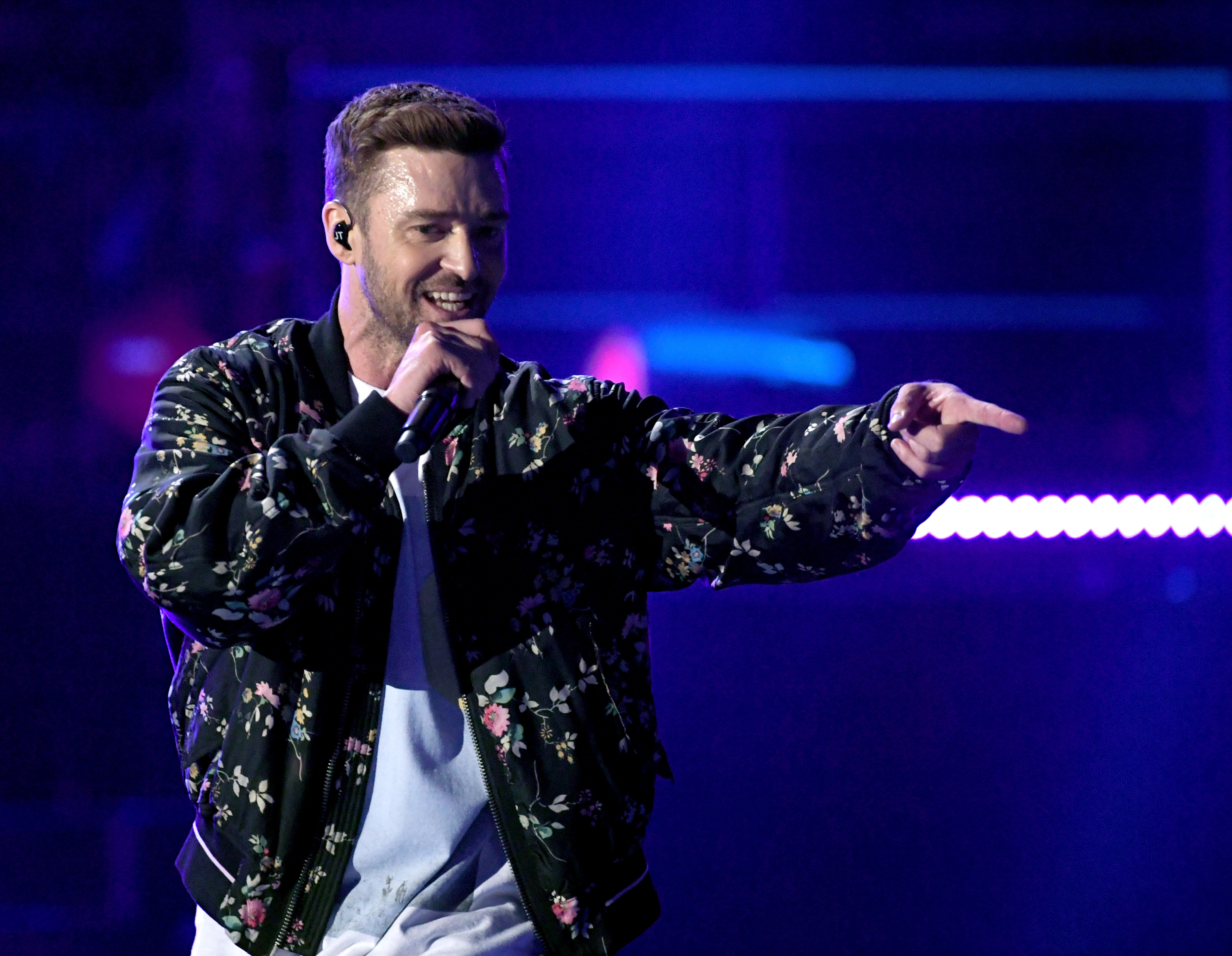 Justin Timberlake says all Confederate monuments must come down for the US to 'move forward'
