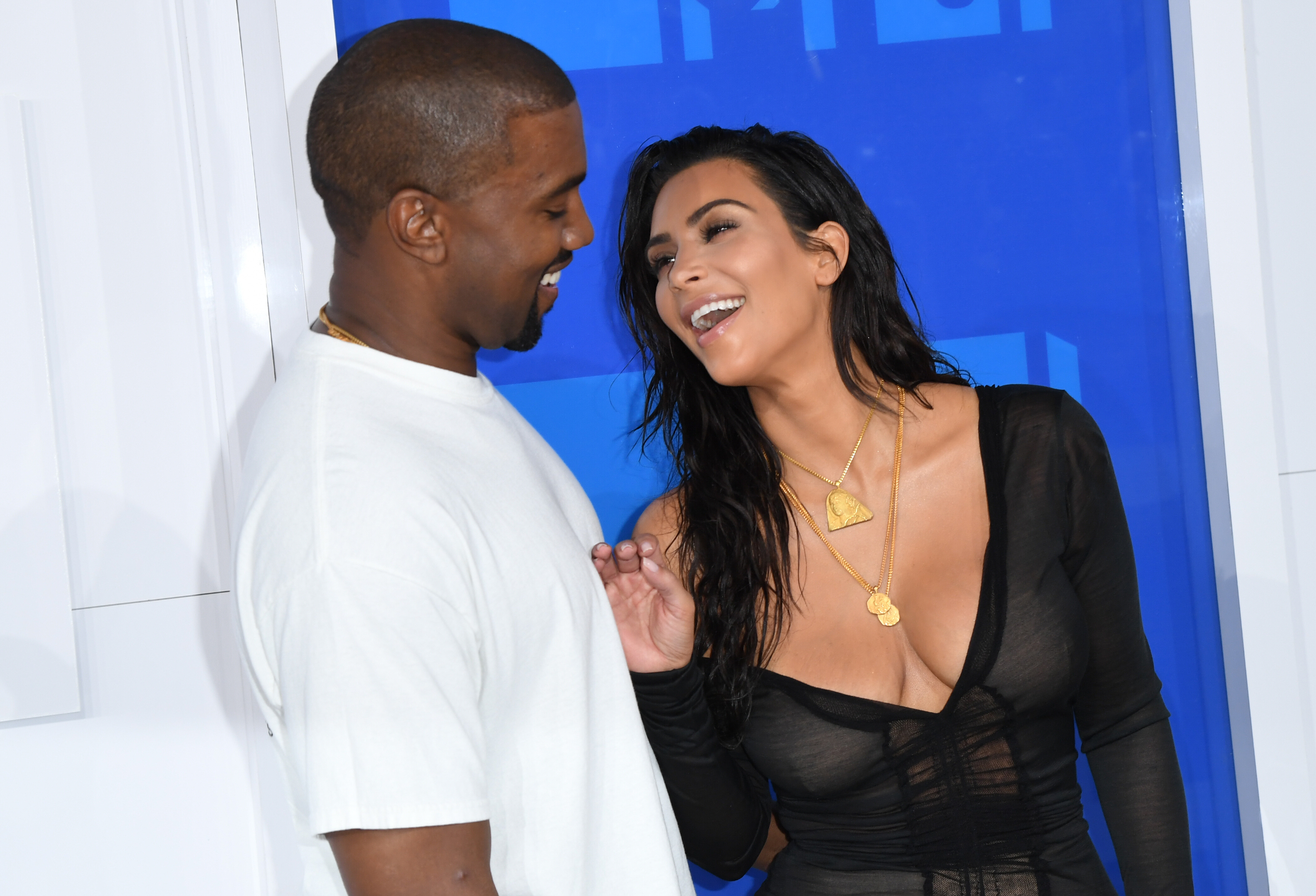 Kanye West's latest listening party stirs hope of Kim Kardashian reconciliation