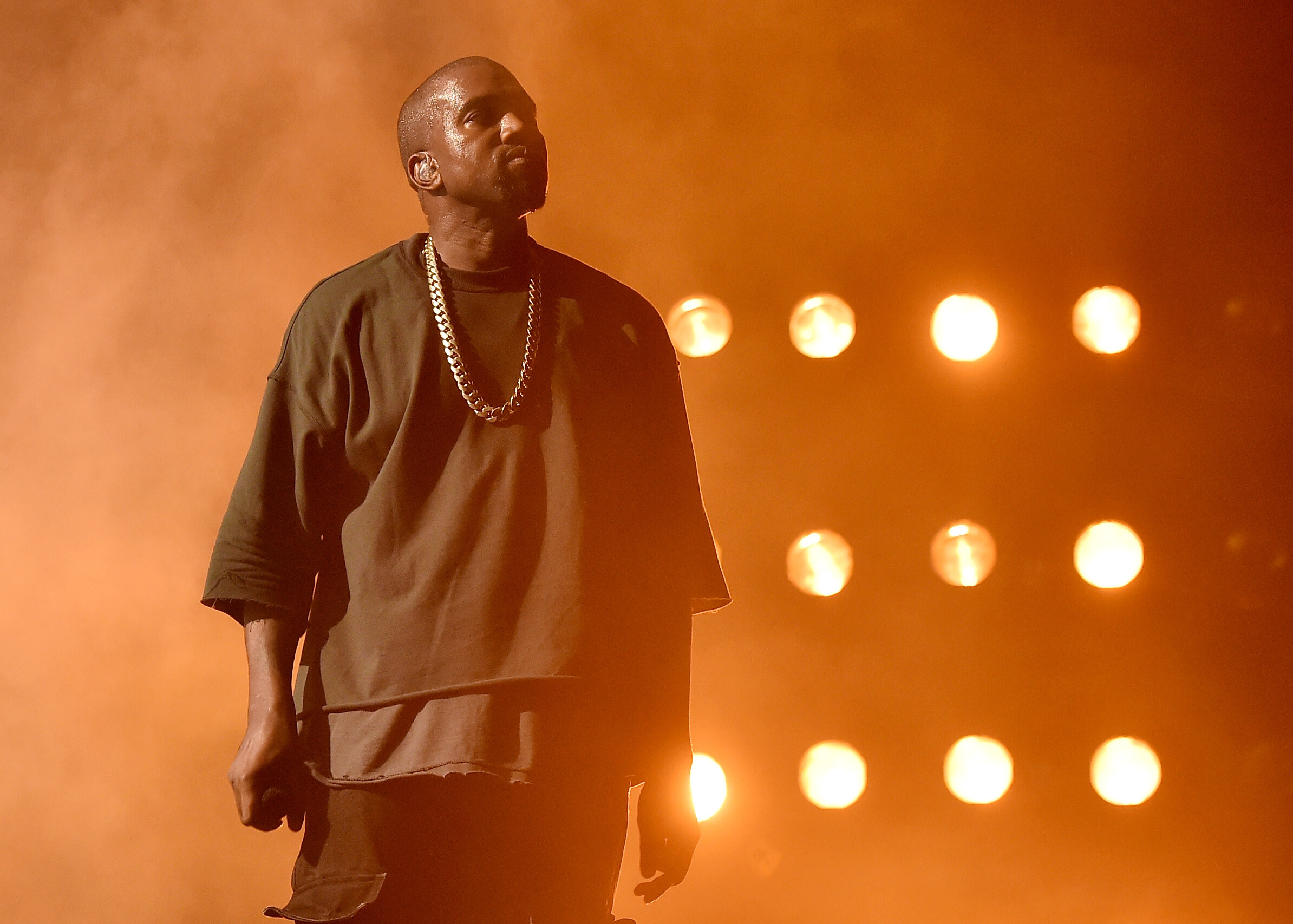 Kanye West is holding a new listening event and this one has vaccines