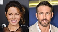Kate Beckinsale has alerted everyone that she looks exactly like Ryan Reynolds