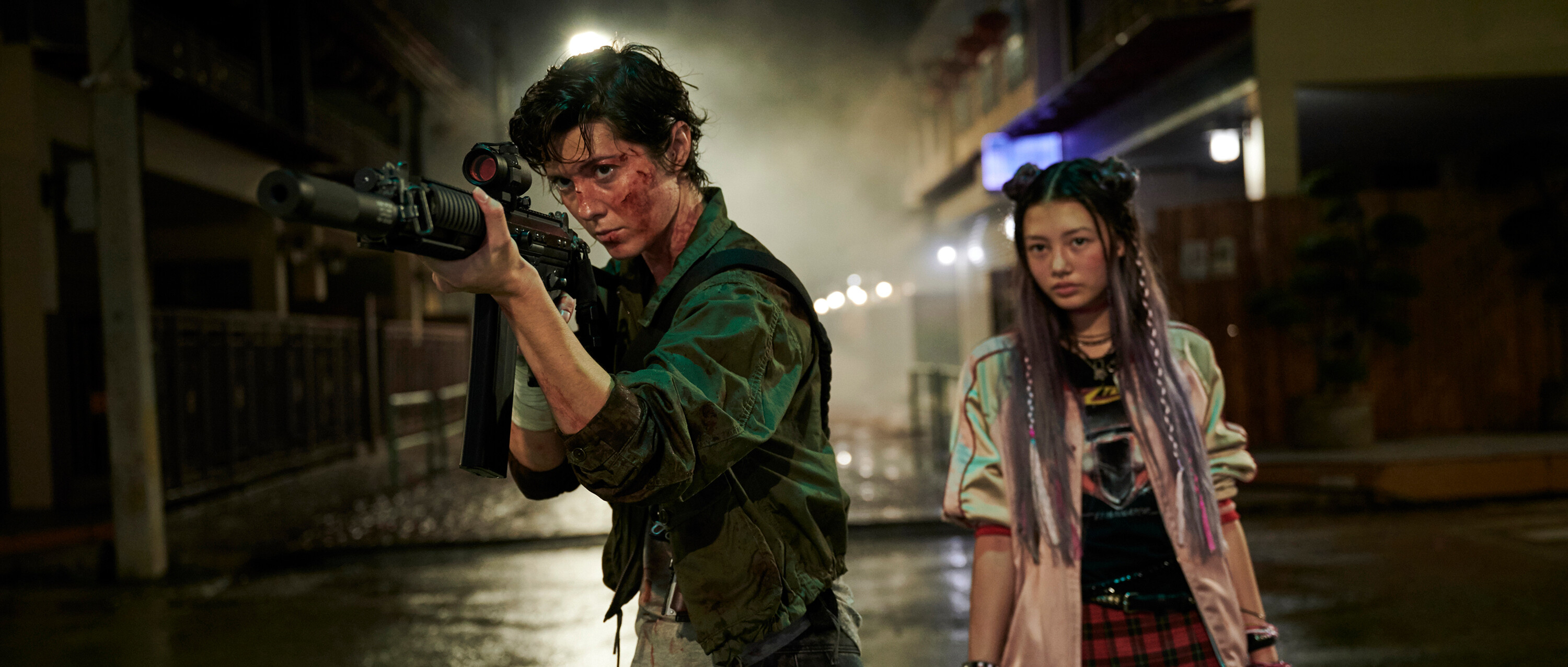 'Kate' fires off a Netflix action movie that looks D.O.A. in more ways than one