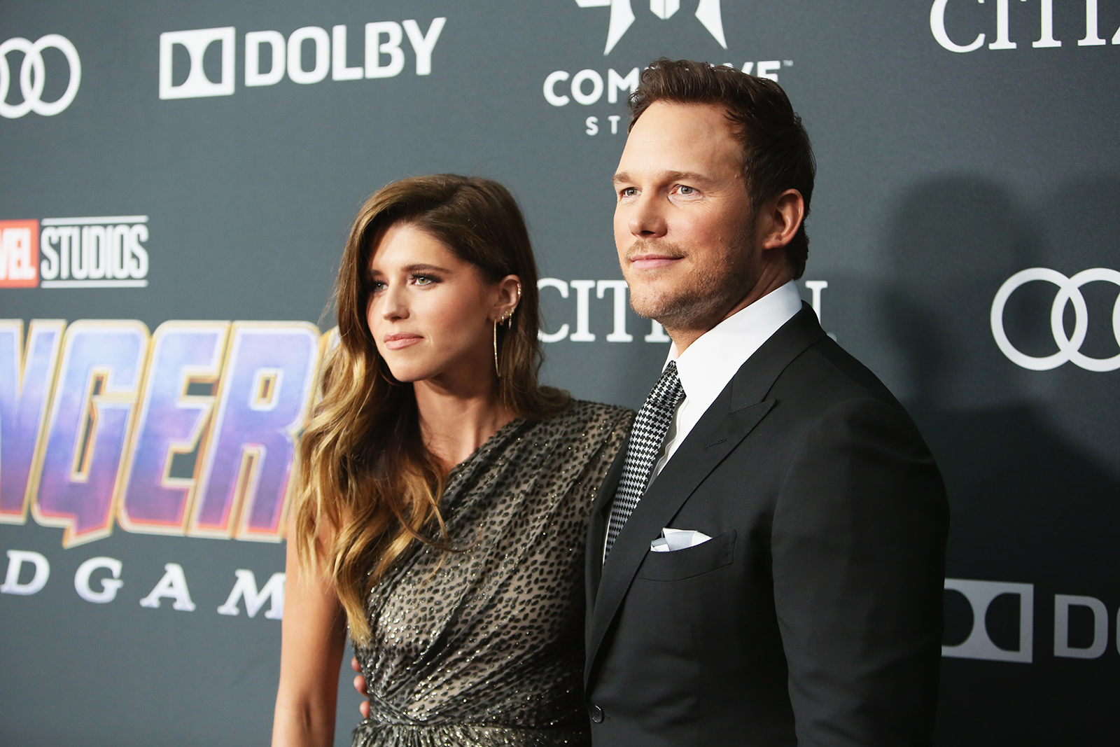 Katherine Schwarzenegger says Chris Pratt is a 'super-supportive' husband