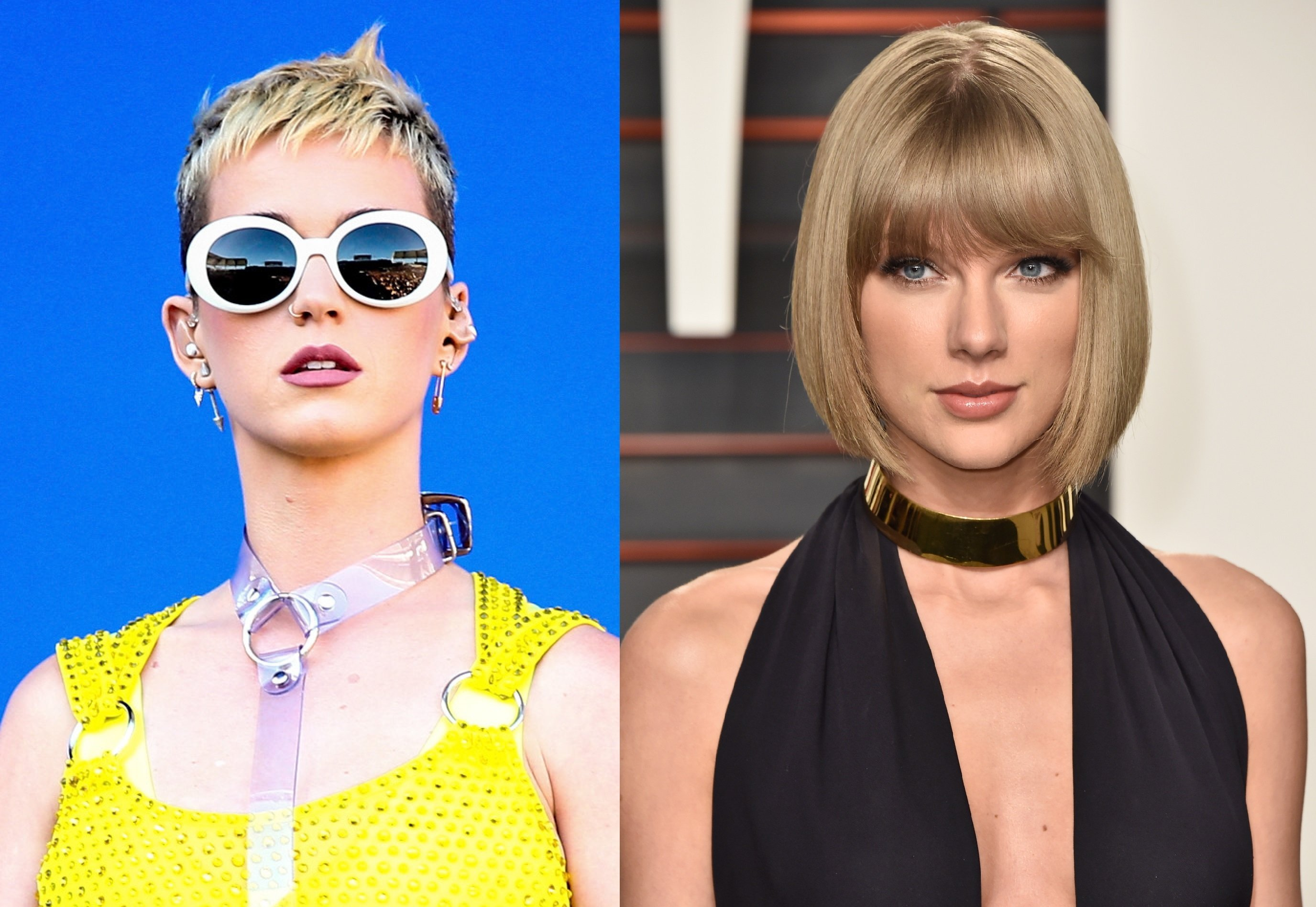 Katy Perry explains why she ended her feud with Taylor Swift