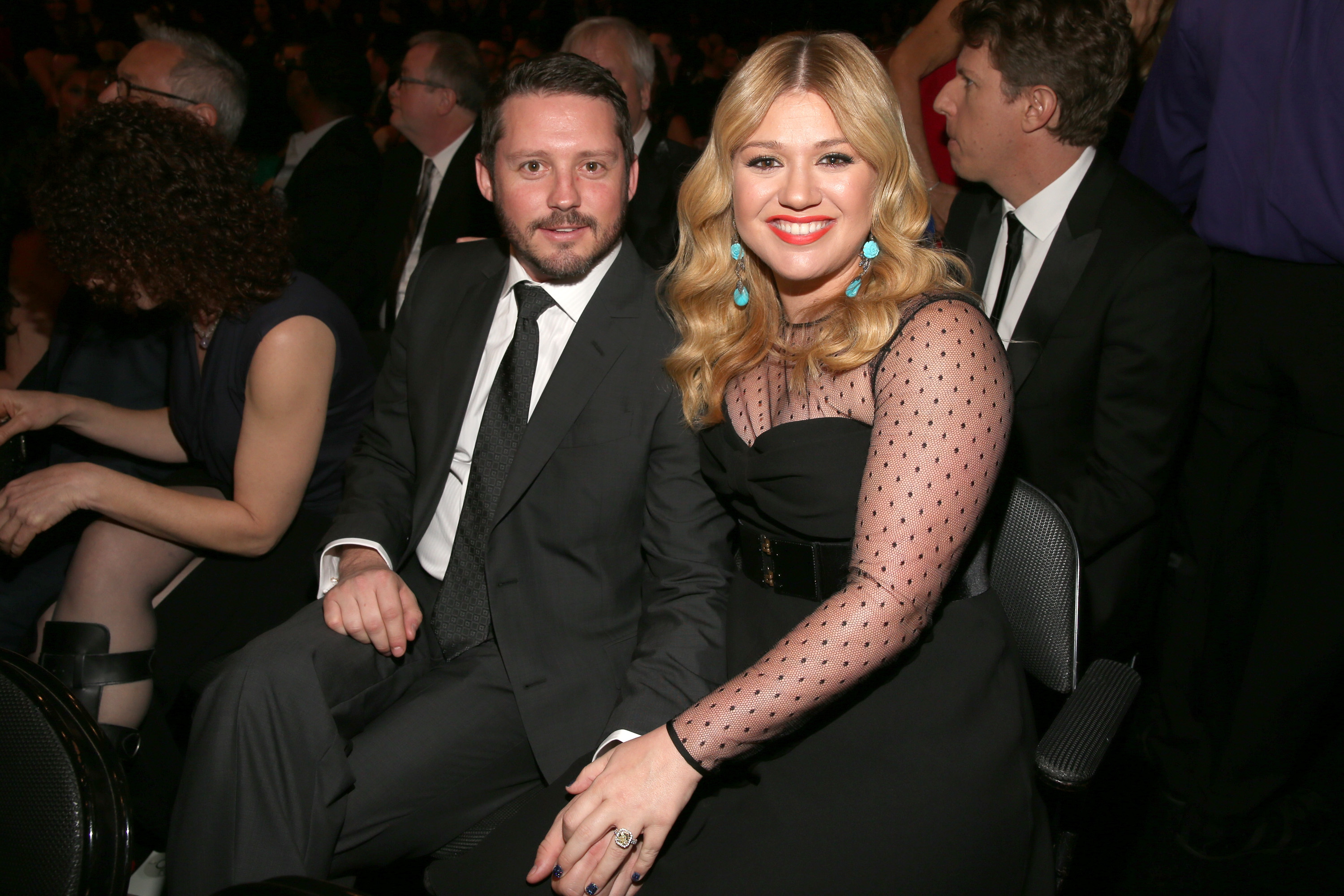Kelly Clarkson says life's 'been a little bit of a dumpster' since filing for divorce