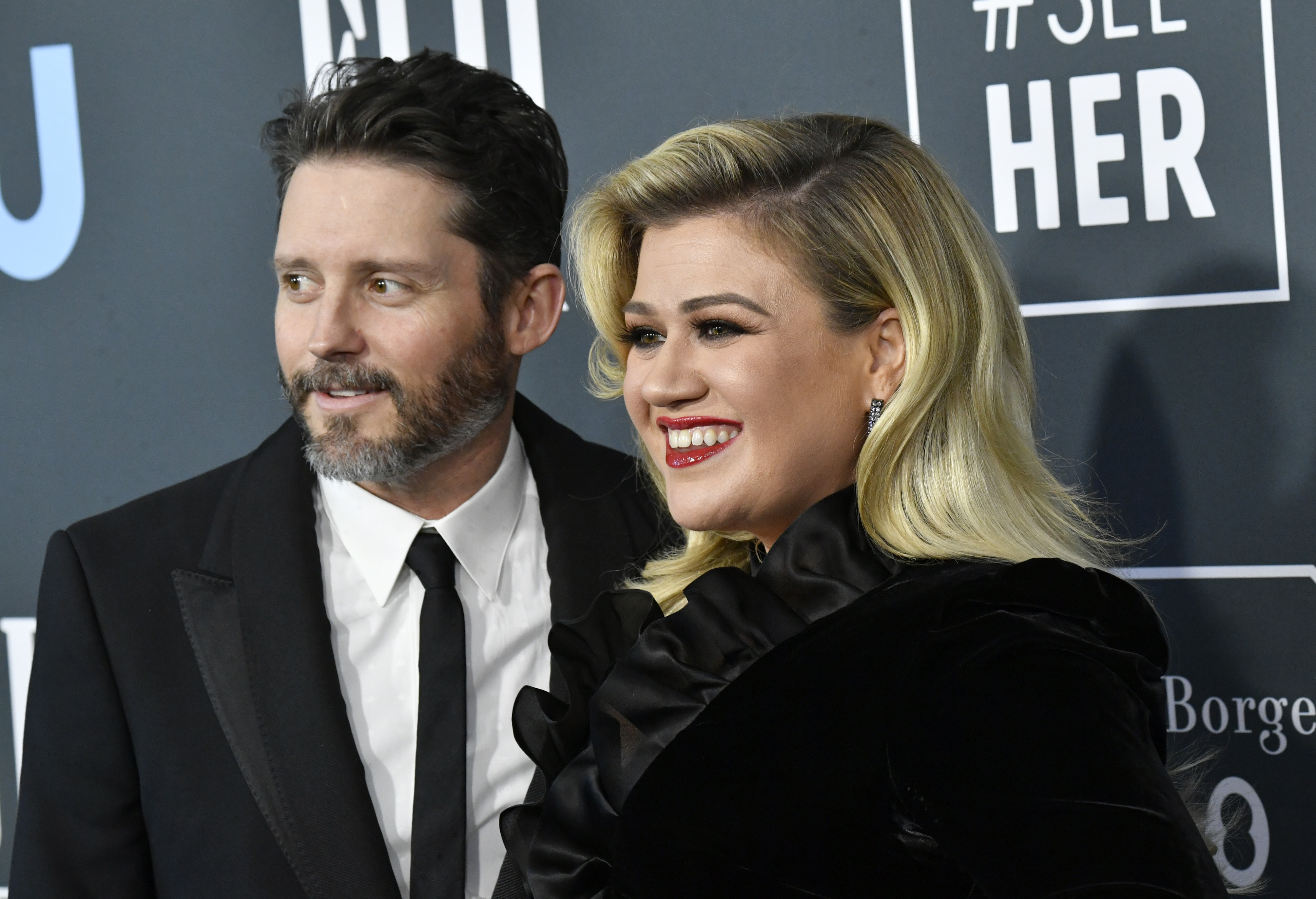 Kelly Clarkson 'definitely didn't see anything coming that came'