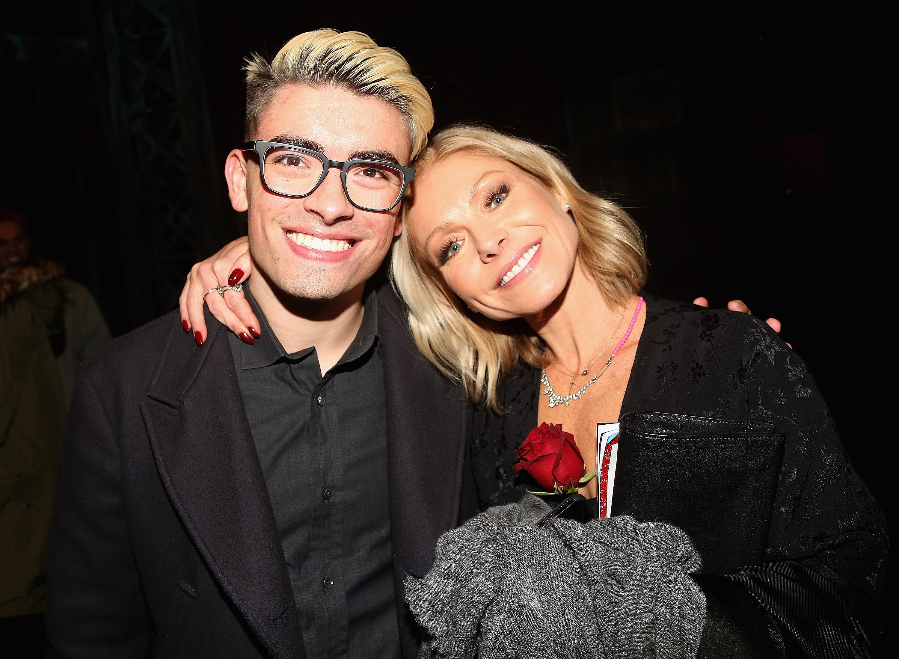 Kelly Ripa responds to backlash over son in 'extreme poverty' joke