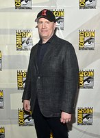 Kevin Feige is now the center of Marvel's universe as chief creative officer