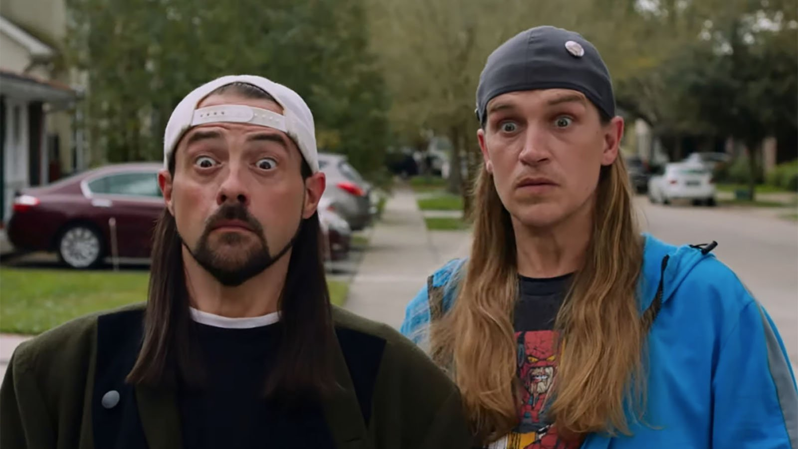 How Kevin Smith's near-death experience gave new life to his filmmaking