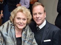 Kiefer Sutherland remembers his mom Shirley Douglas