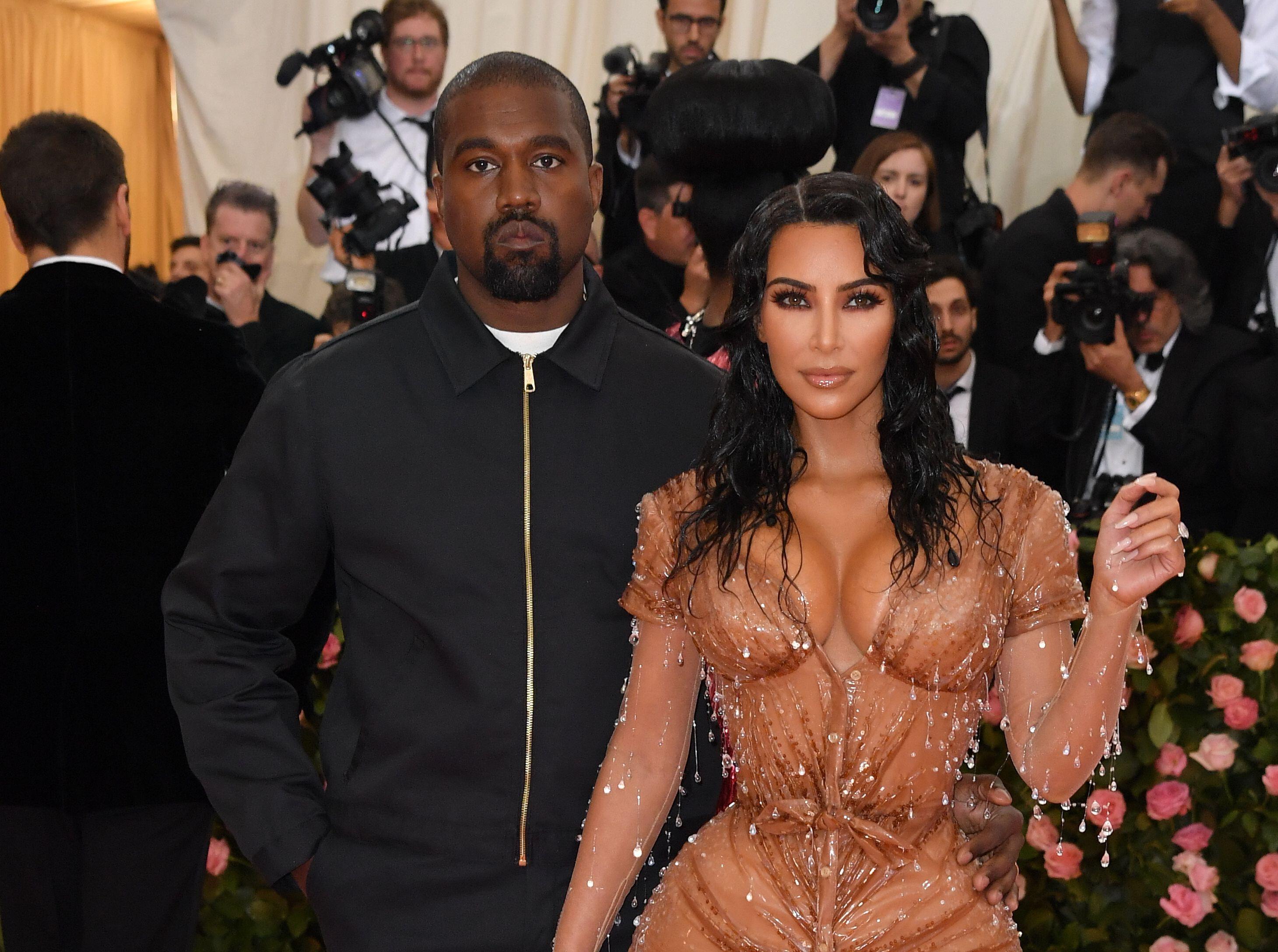 Kim Kardashian West credits Kanye West for boosting her confidence