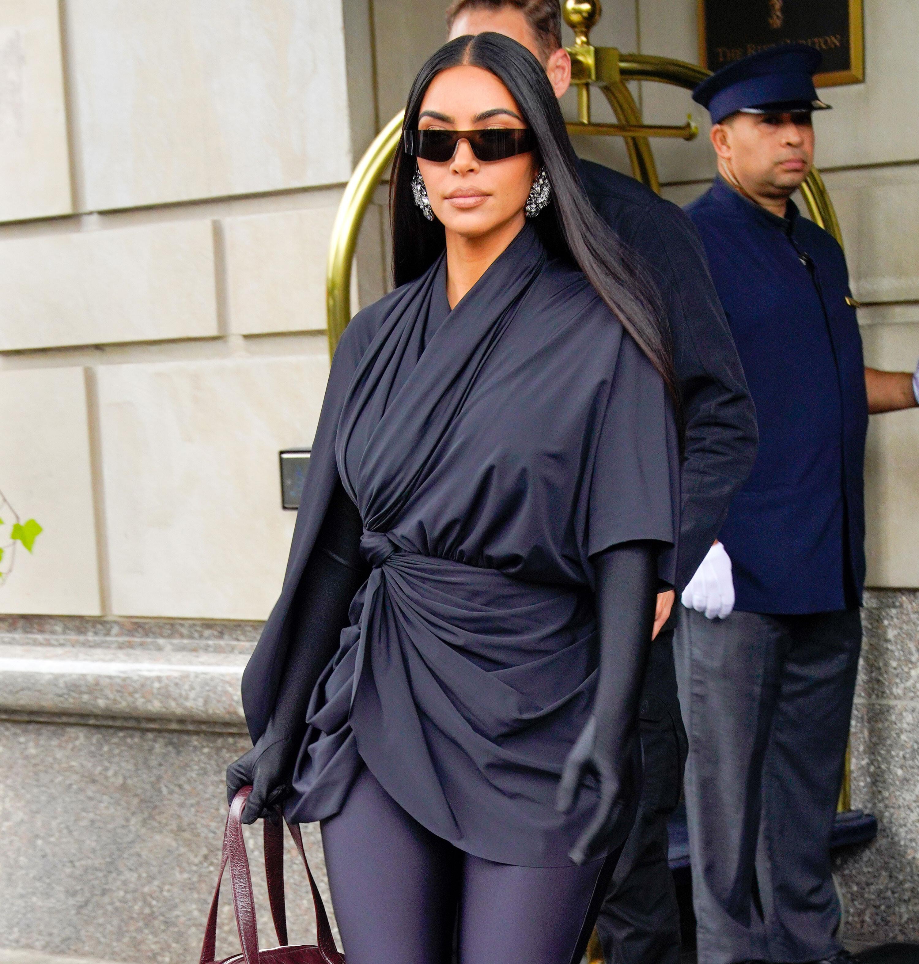 Kim Kardashian preparing for 'SNL' hosting debut
