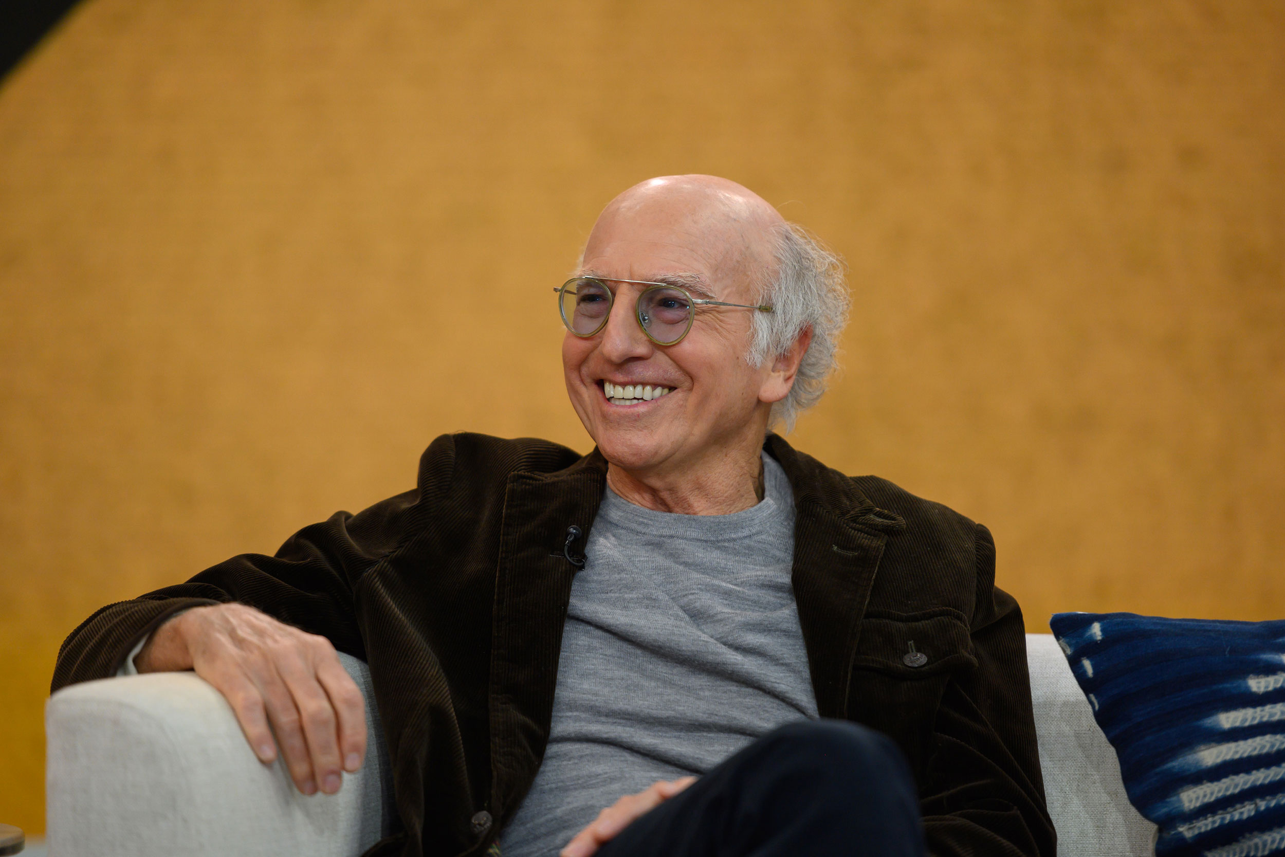 Larry David started a GoFundMe for golf caddies affected by coronavirus