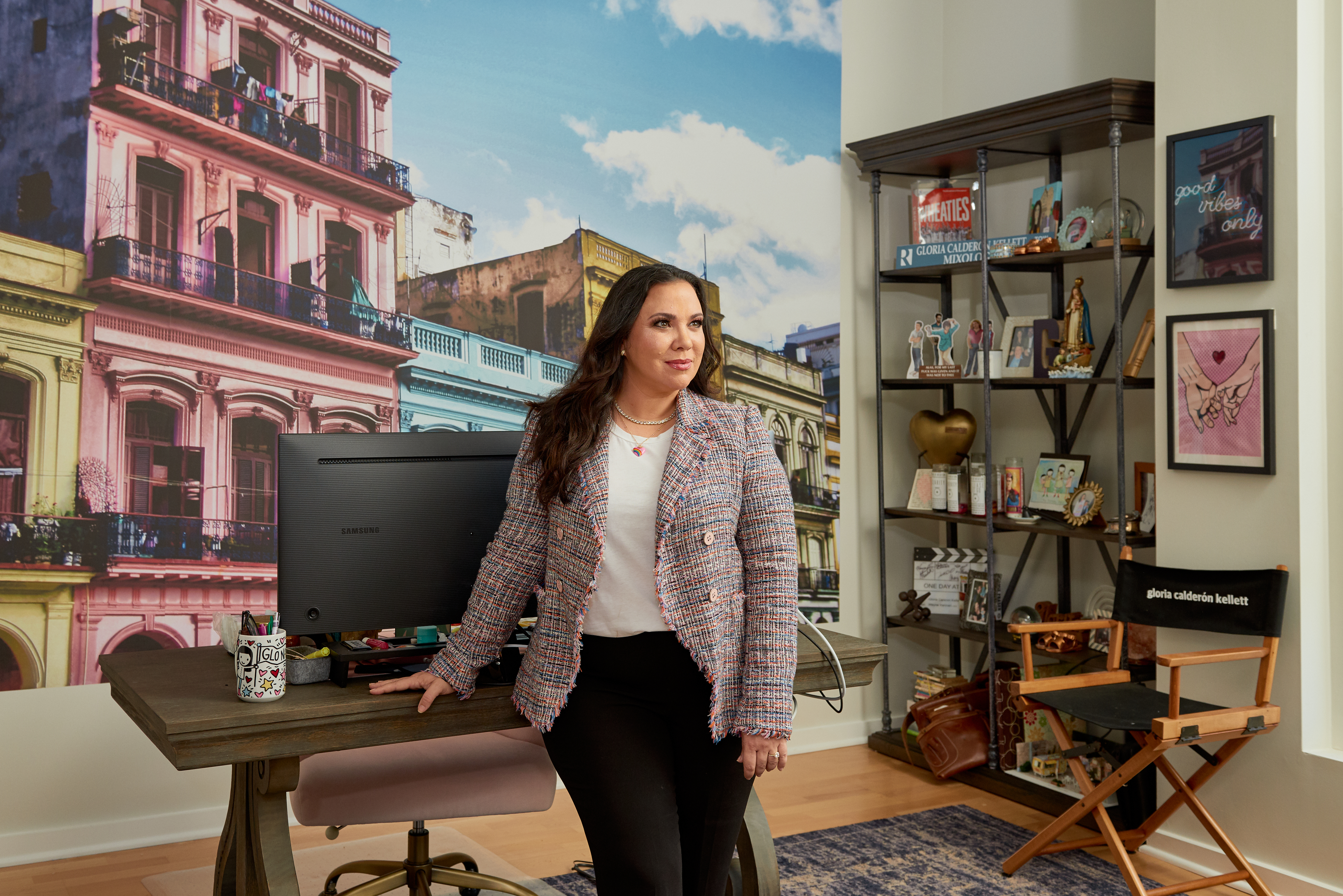 How Gloria Calderón Kellett is making room for Latinx stories, one show at a time