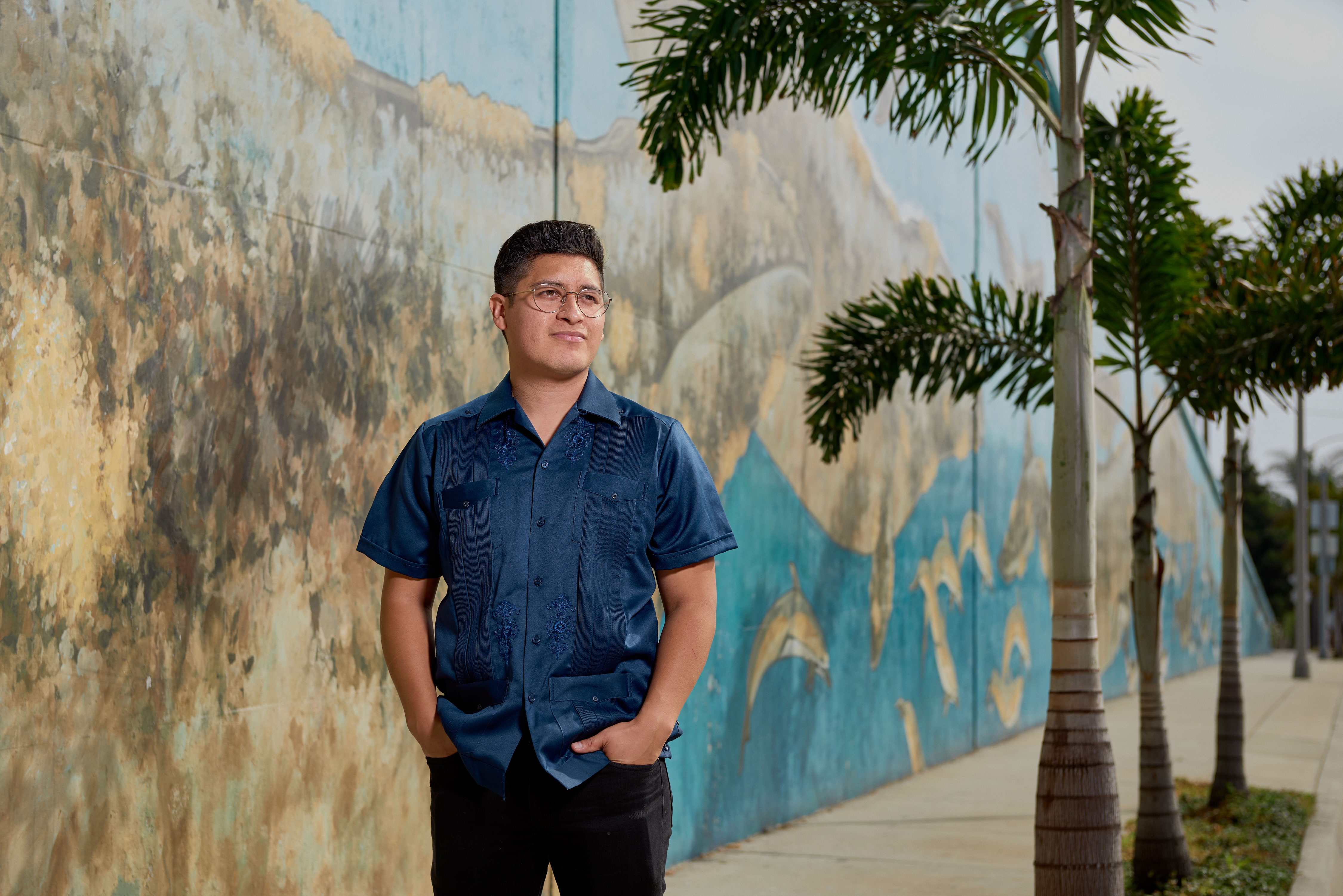 Alan Luna hopes his eye for talent changes the face of Hollywood