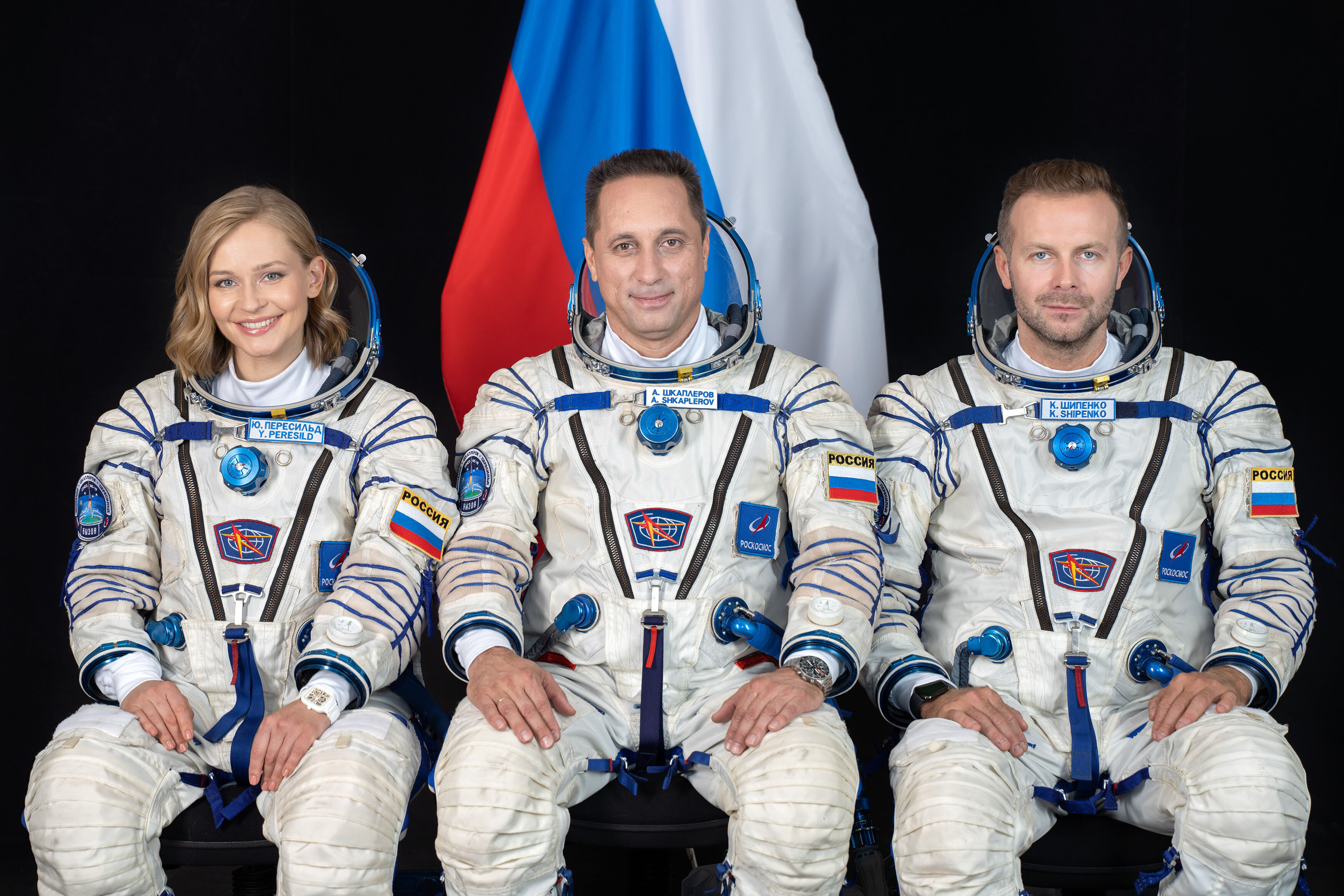 Russian actor and director will launch to film first movie made in space