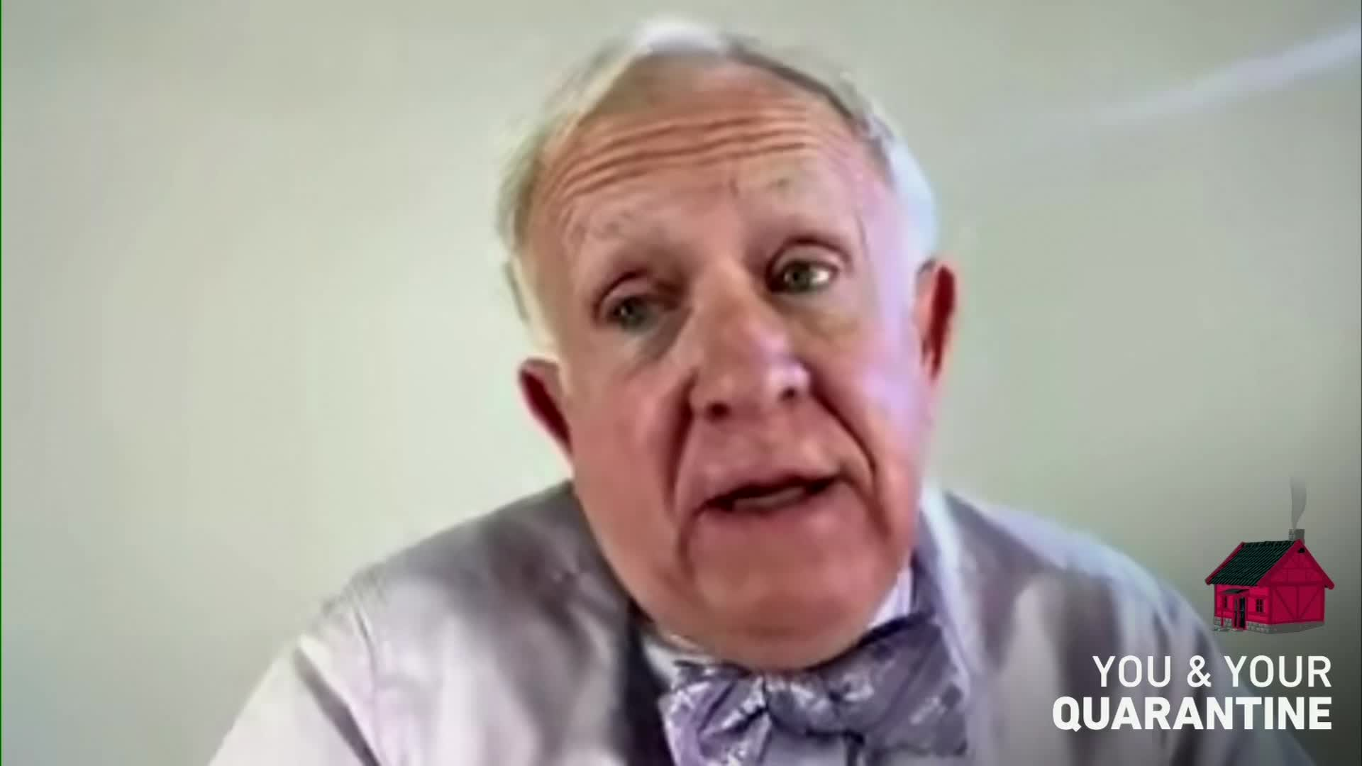 Actor Leslie Jordan reveals details of his life in quarantine