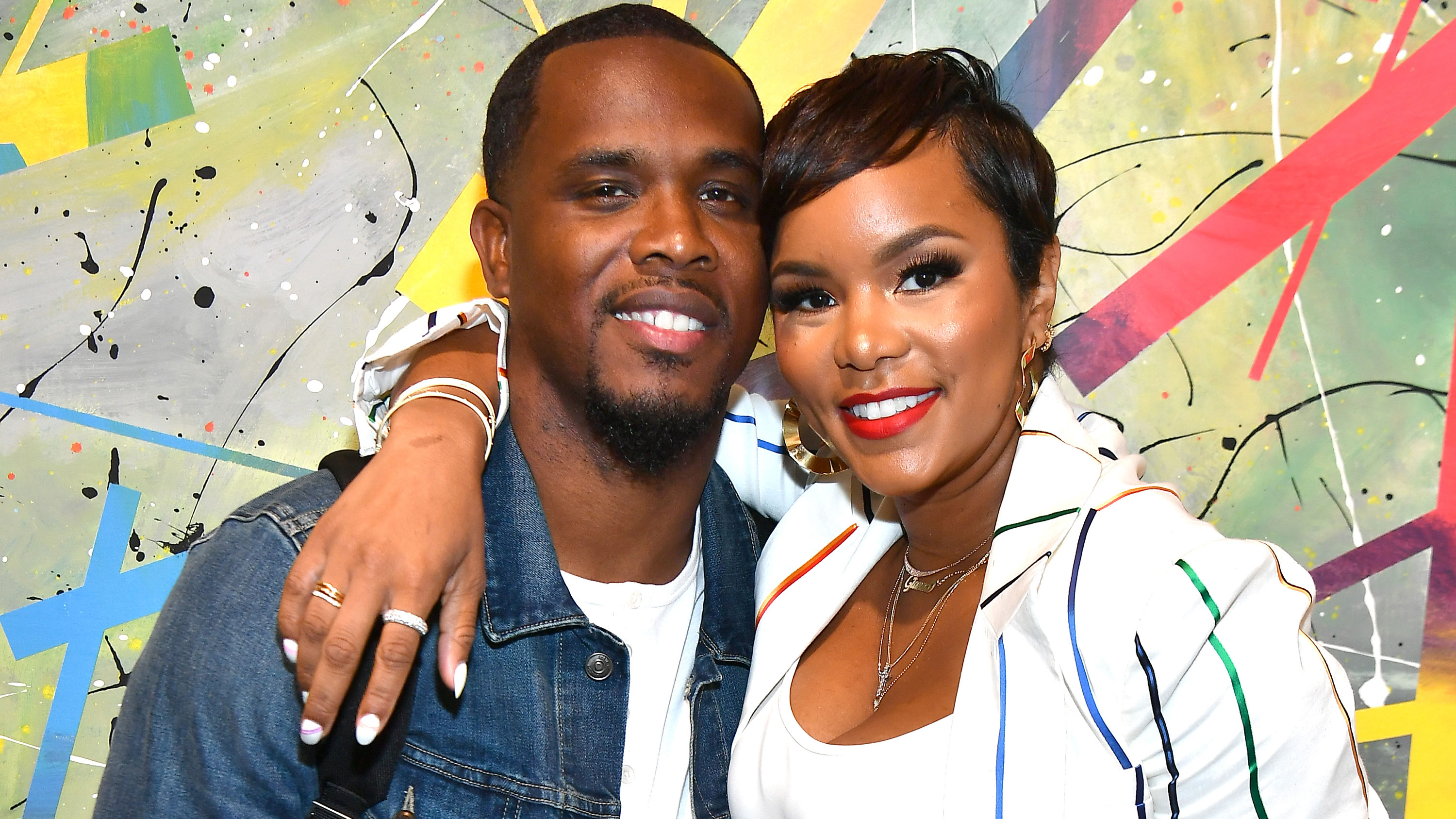 Former Destiny's Child star LeToya Luckett announces split from husband