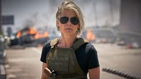 Linda Hamilton only took 28 years to return to 'Terminator' franchise