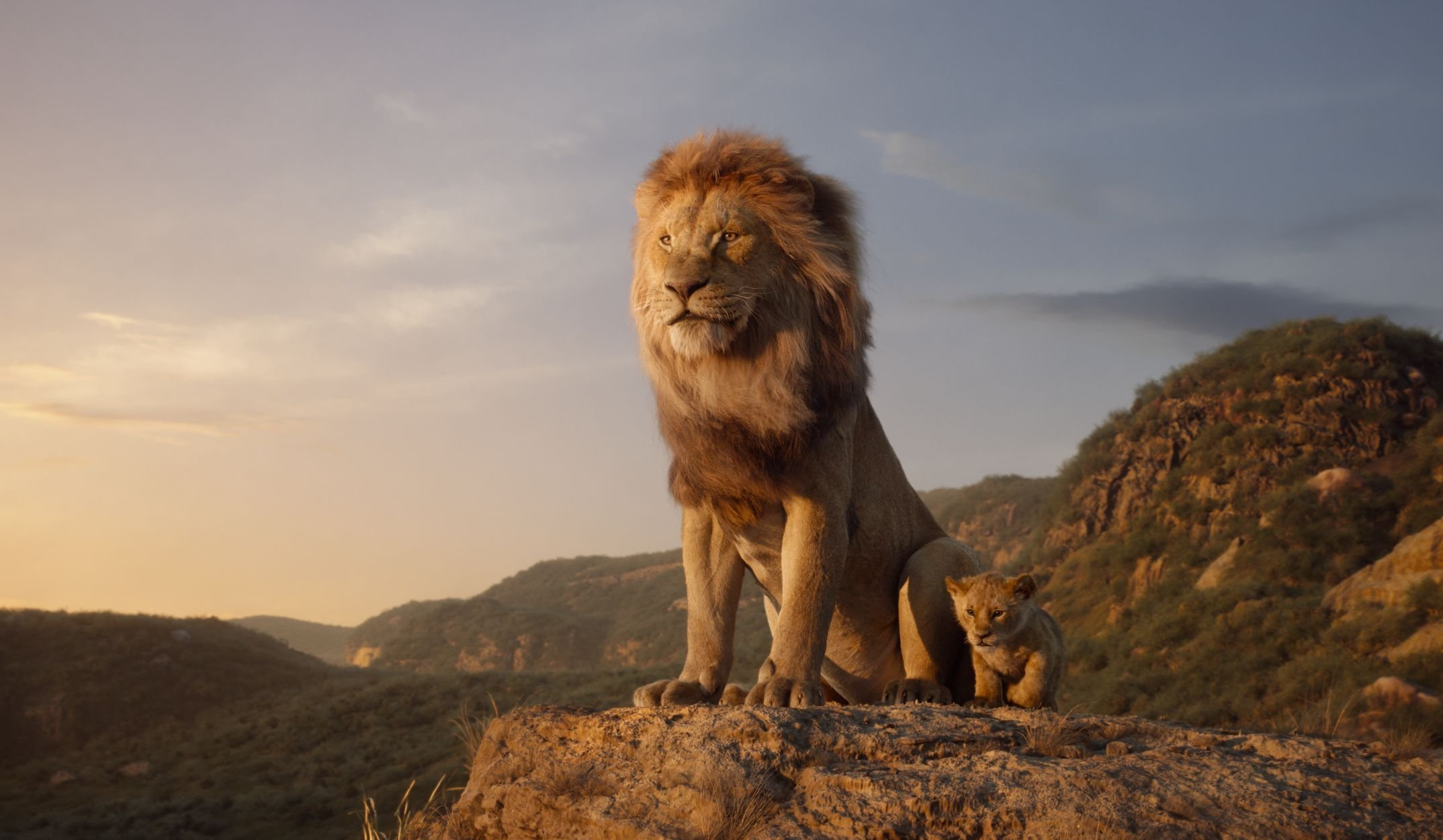 'The Lion King' filmmakers couldn't wait to be king of visual effects