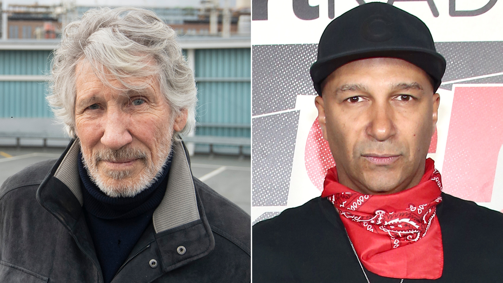 Roger Waters and Tom Morello to perform in an online benefit concert for Palestinian musicians in Gaza