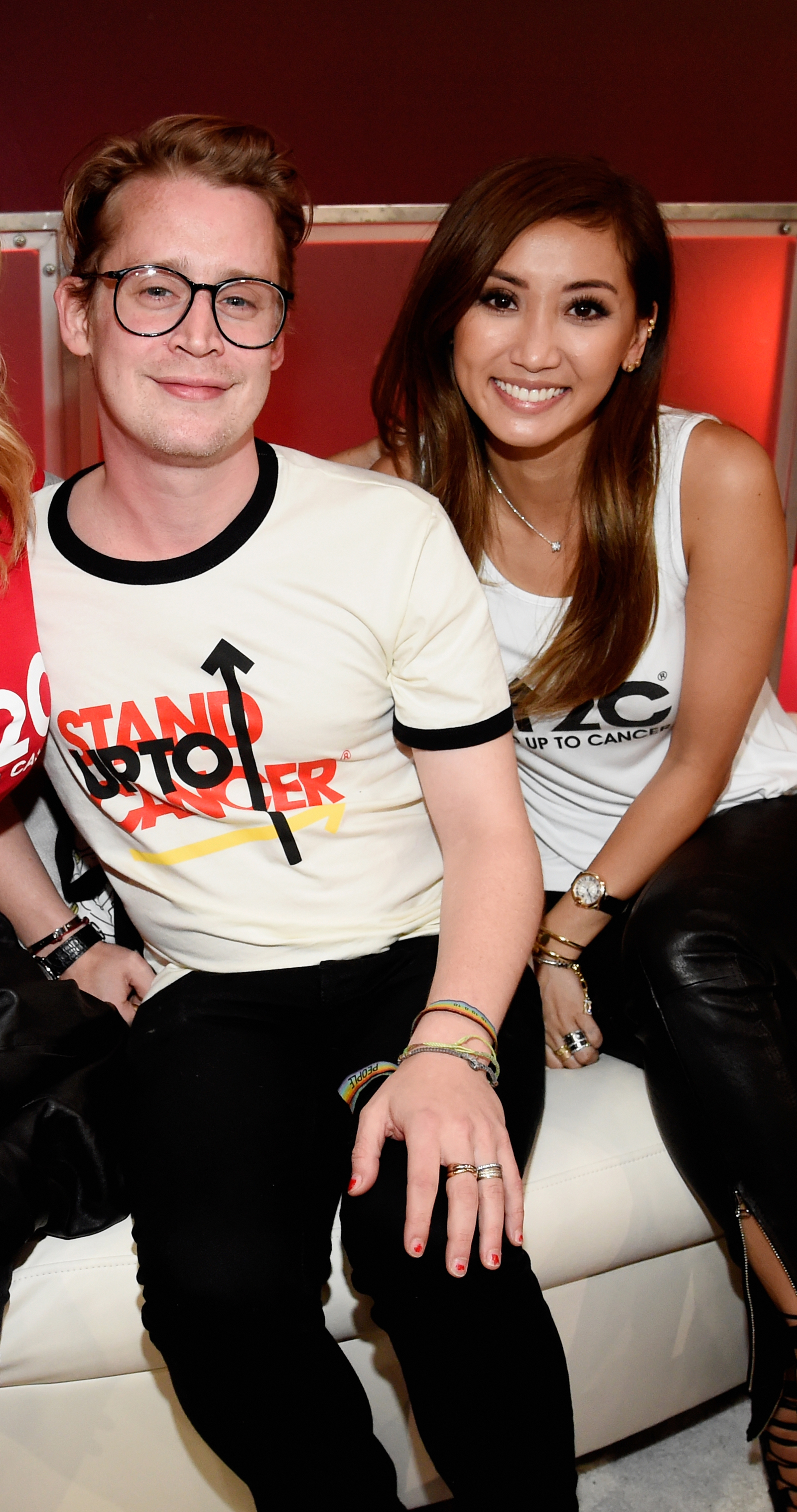 Macaulay Culkin and Brenda Song welcome their first child together