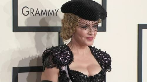 Image for Coronavirus is 'the great equalizer,' Madonna tells fans from her bathtub