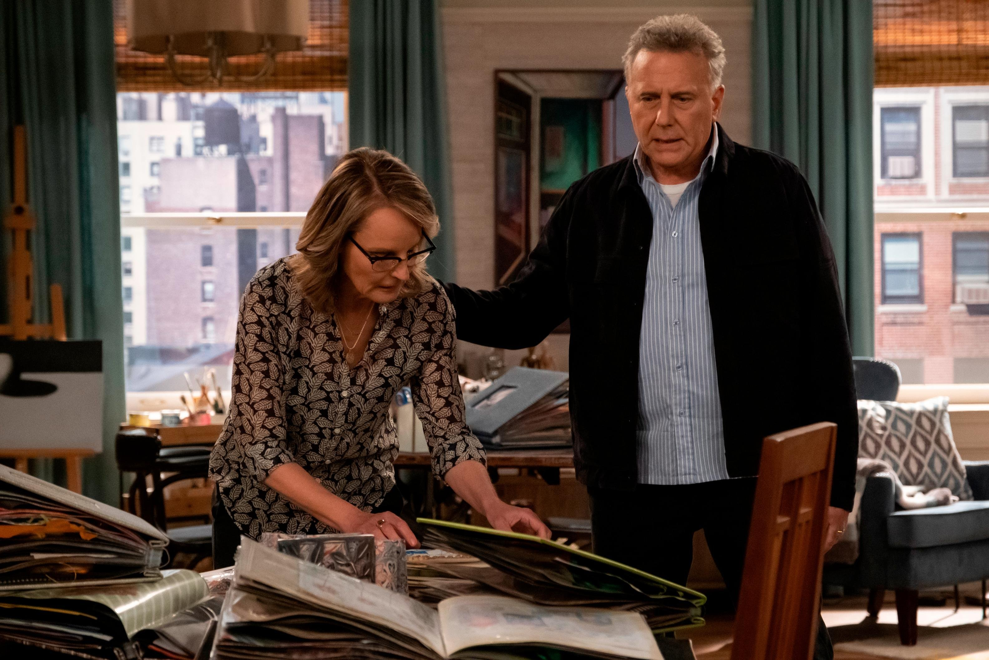 'Mad About You' reunites Paul Reiser and Helen Hunt as empty nesters