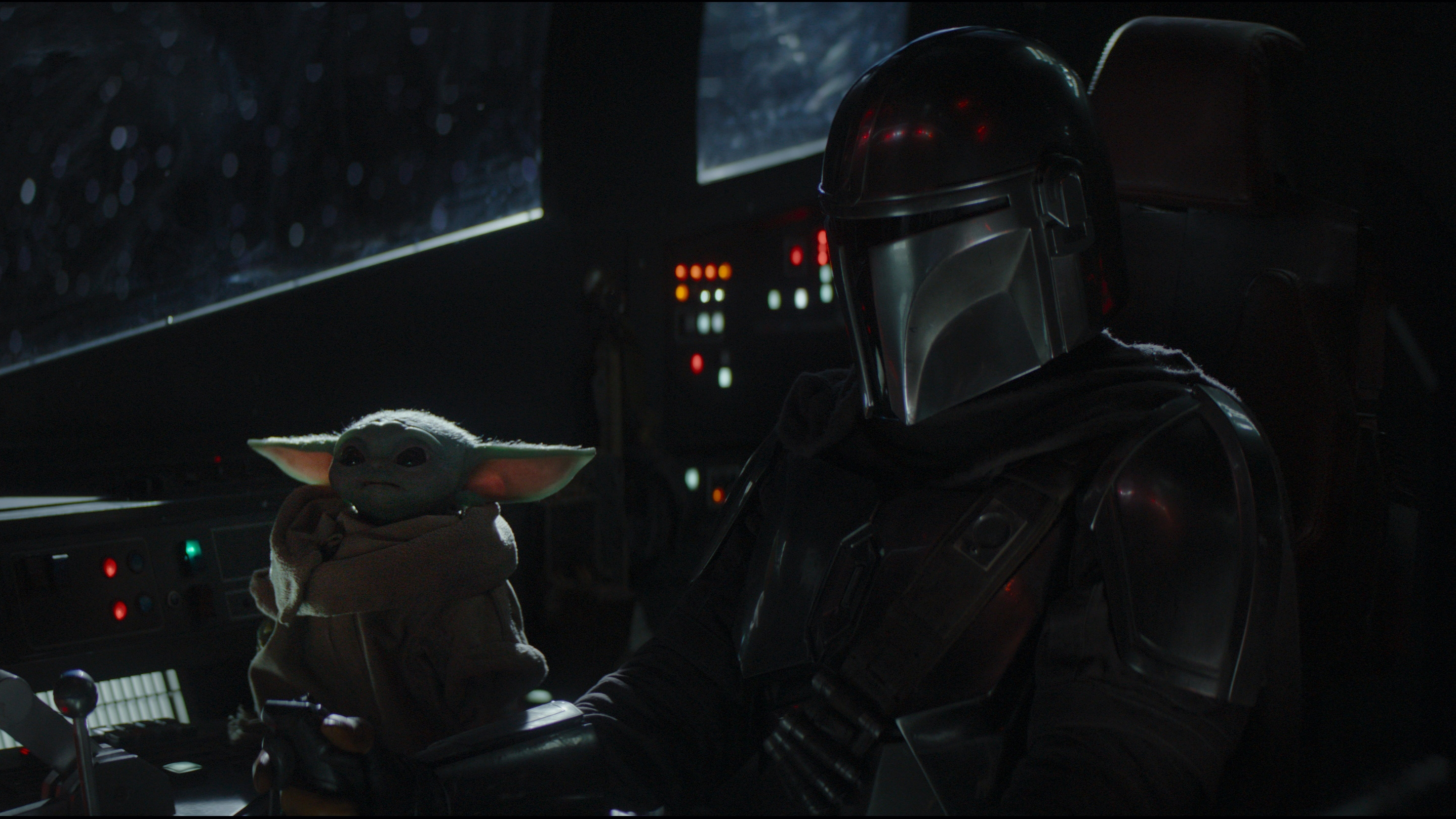 'The Mandalorian' brings a major fan favorite into the 'Star Wars' live-action universe