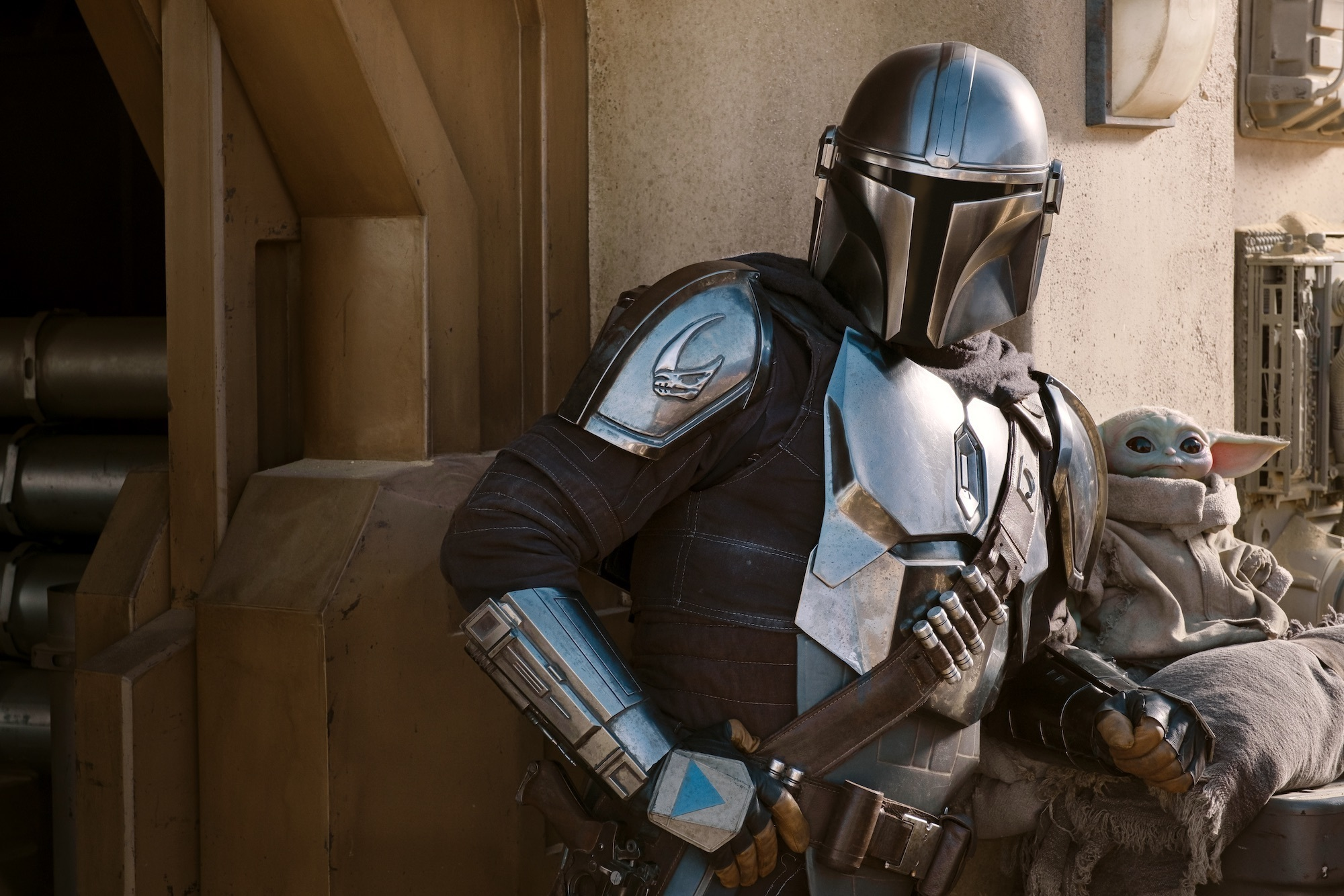 The spiritual mysteries of 'The Mandalorian'