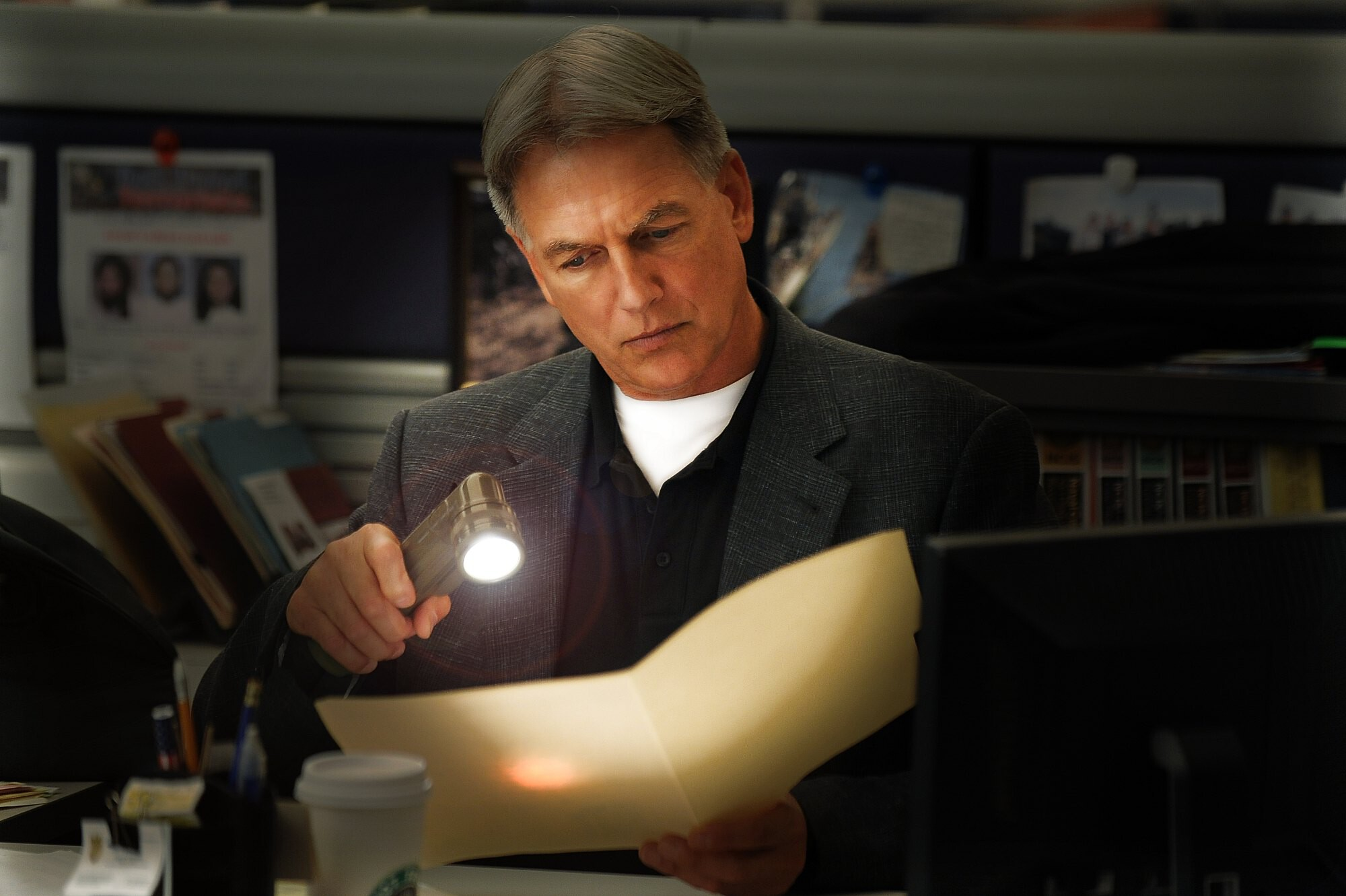 Mark Harmon exits 'NCIS'