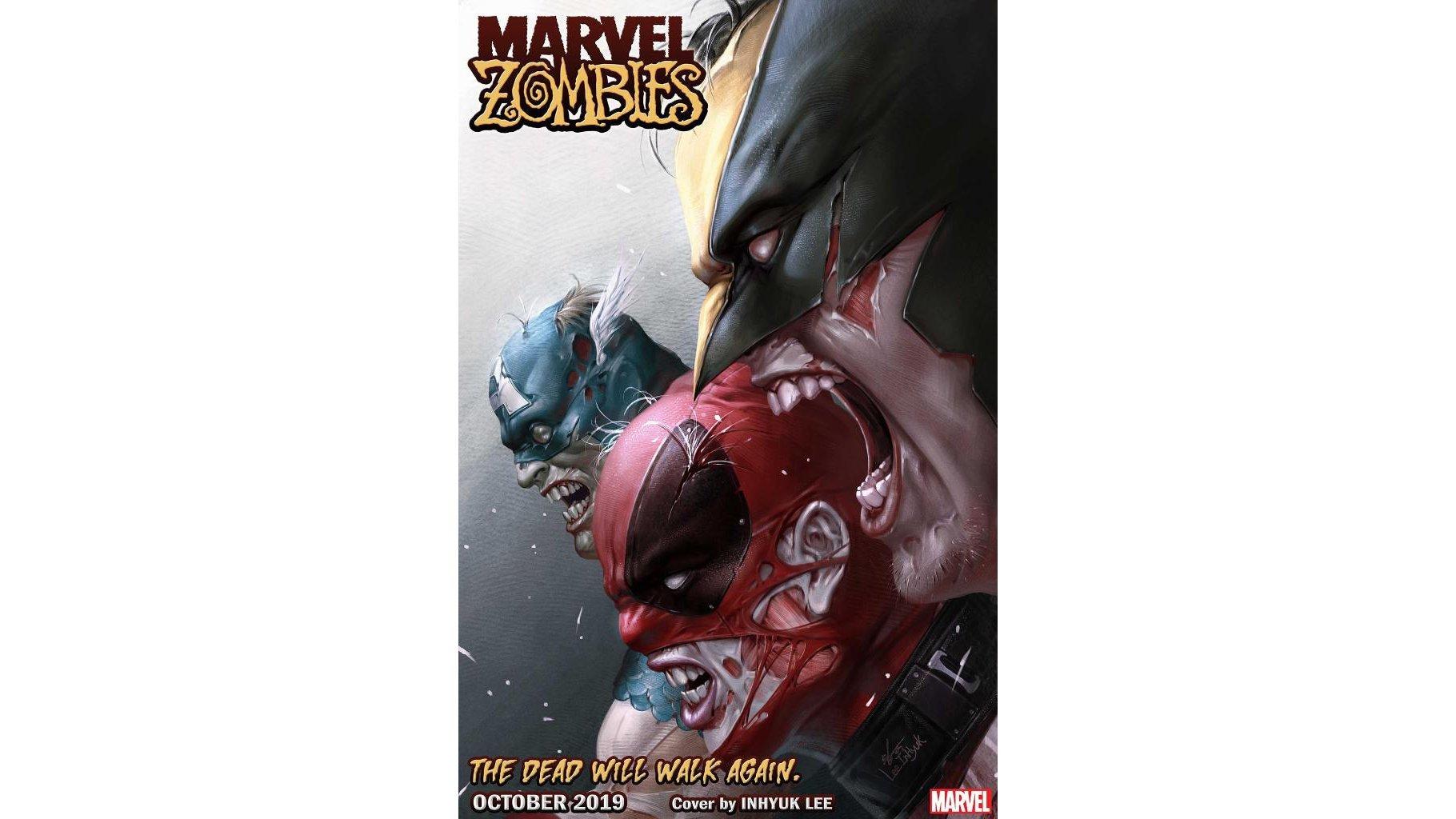 Marvel announces return of 'Marvel Zombies' comics