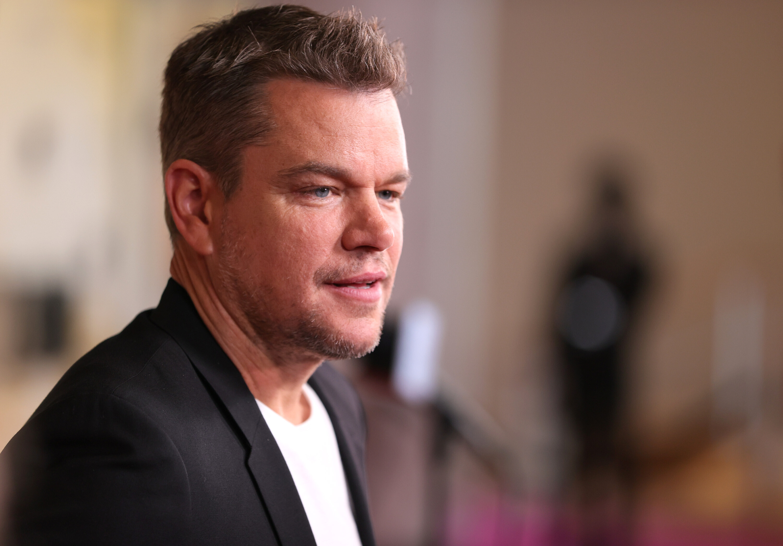 Matt Damon: 'I do not use slurs of any kind'
