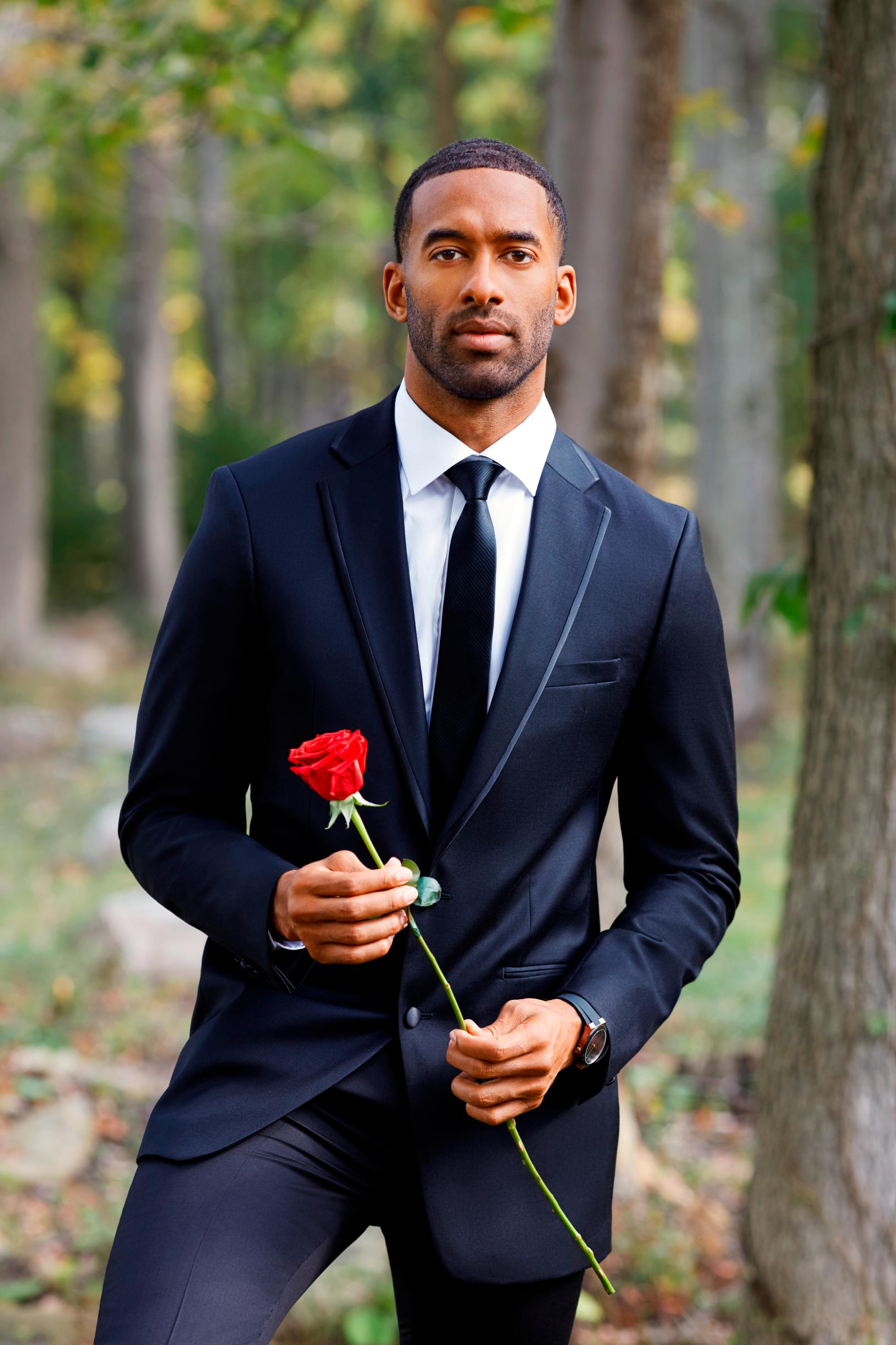 Matt James addresses 'Bachelor' racism controversy