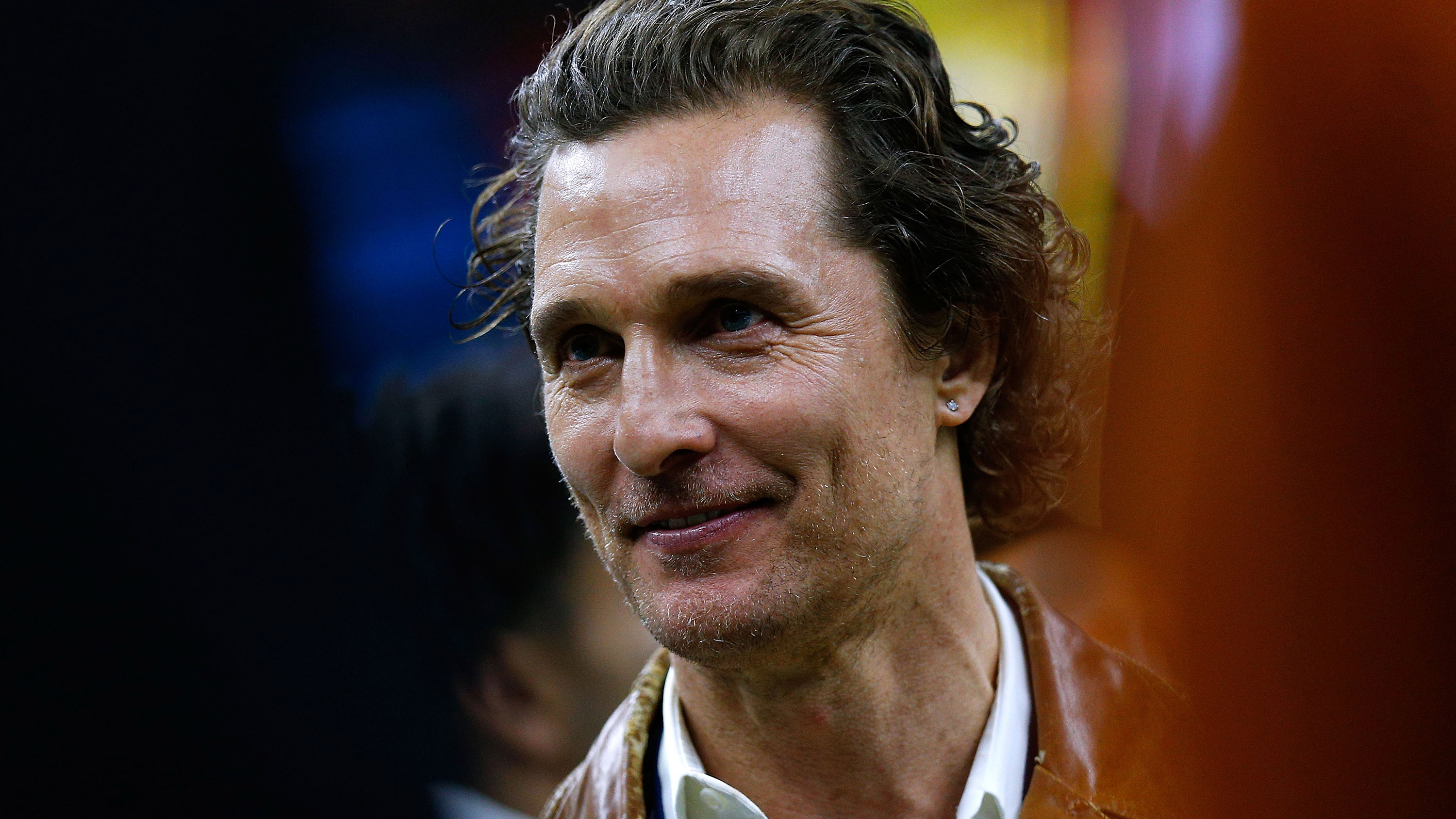 Matthew McConaughey has some lessons on fatherhood