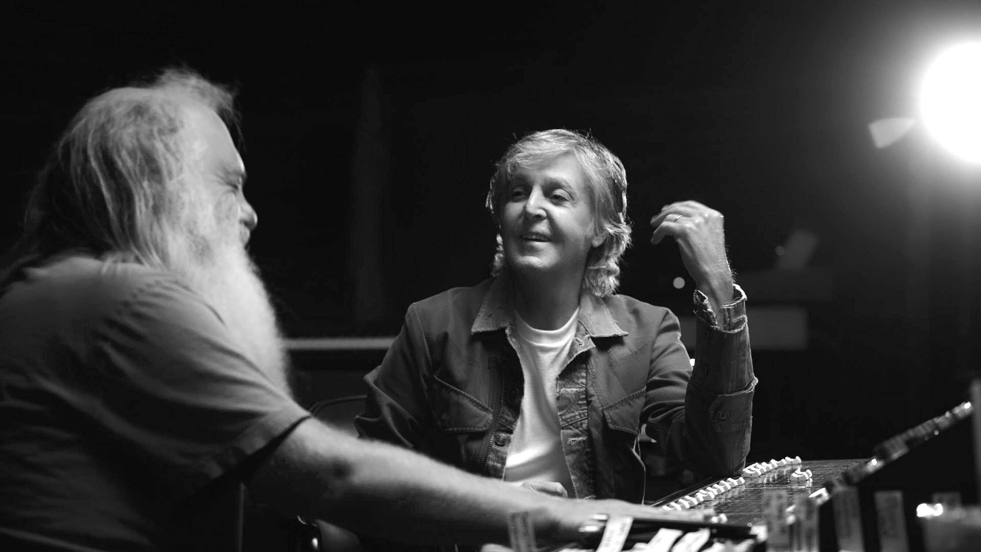 'McCartney 3,2,1' takes the former Beatle on a magical walk down memory lane