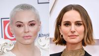 Natalie Portman responds to Rose McGowan's criticism of her Oscar nod to female directors