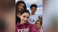 Paul Walker and Vin Diesel's kids take 'family, forever' selfie