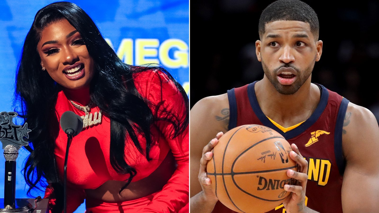 Megan Thee Stallion denies Tristan Thompson dating speculation