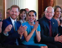 Meghan, Duchess of Sussex, to voice Disney film 'Elephant'