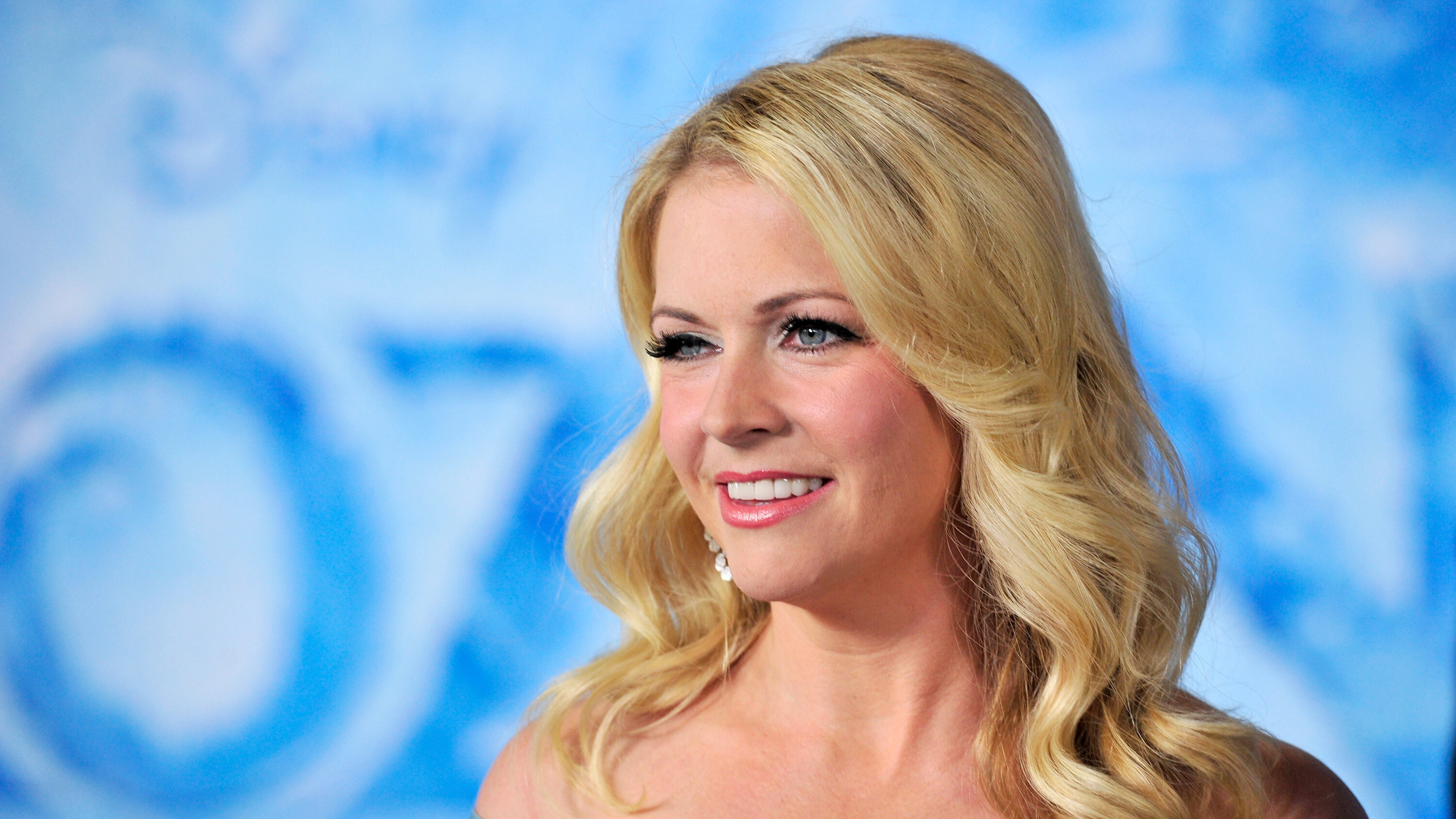 Melissa Joan Hart, fully vaccinated and sick with Covid, warns others to 'stay vigilant'