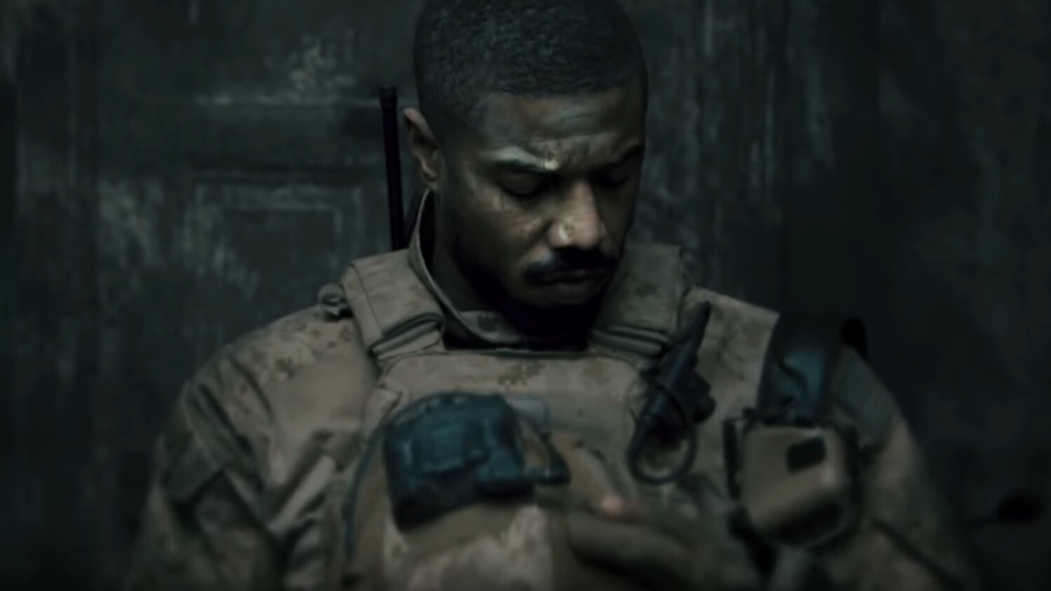 Michael B. Jordan teases new Tom Clancy movie 'Without Remorse'