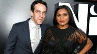 Mindy Kaling celebrates 40th birthday with B.J. Novak