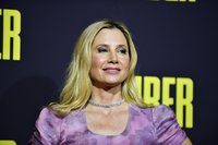 Mira Sorvino is aiming for on-screen laughter and off-screen change