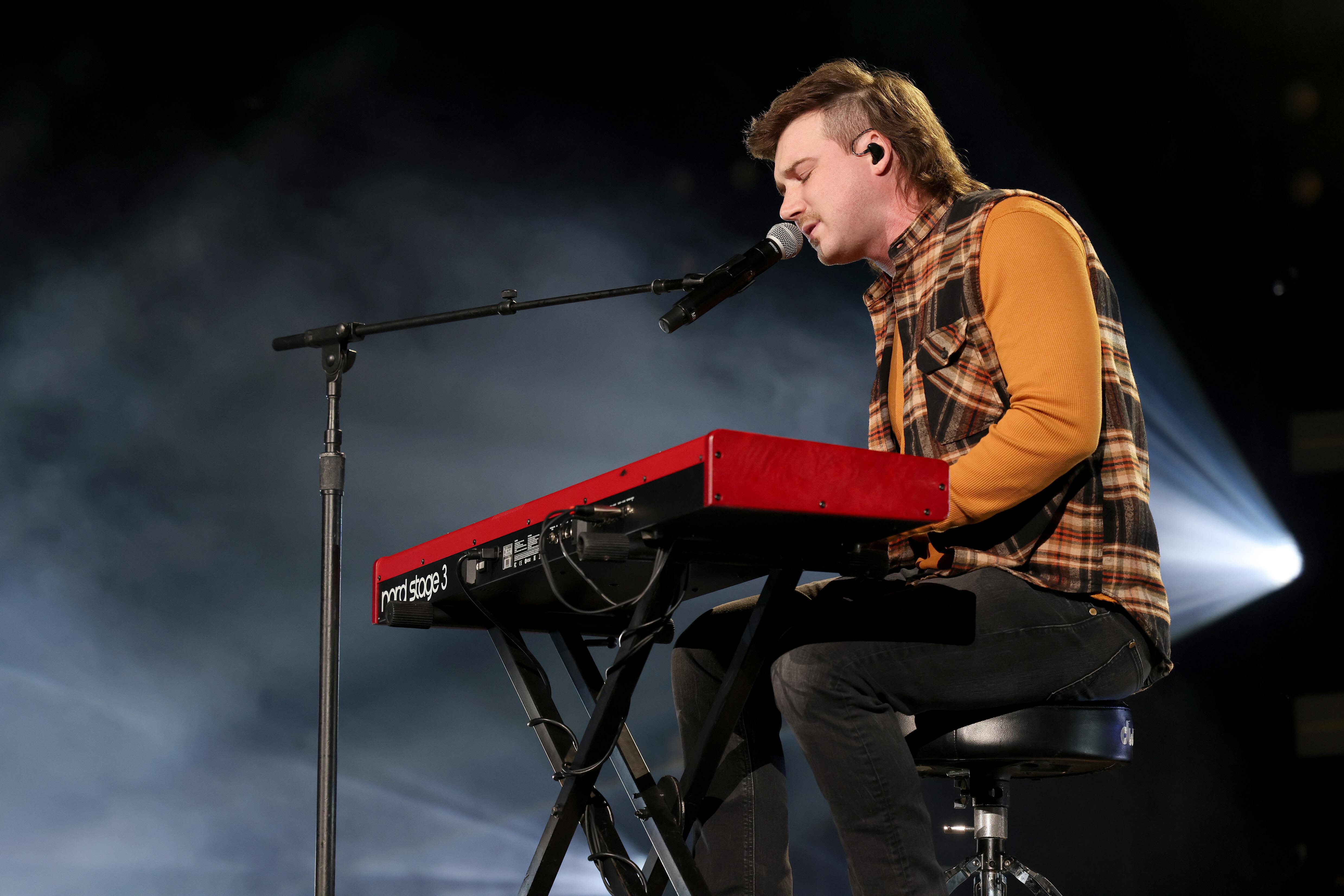 Morgan Wallen says he was using racial slur 'playfully,' but knows it's wrong