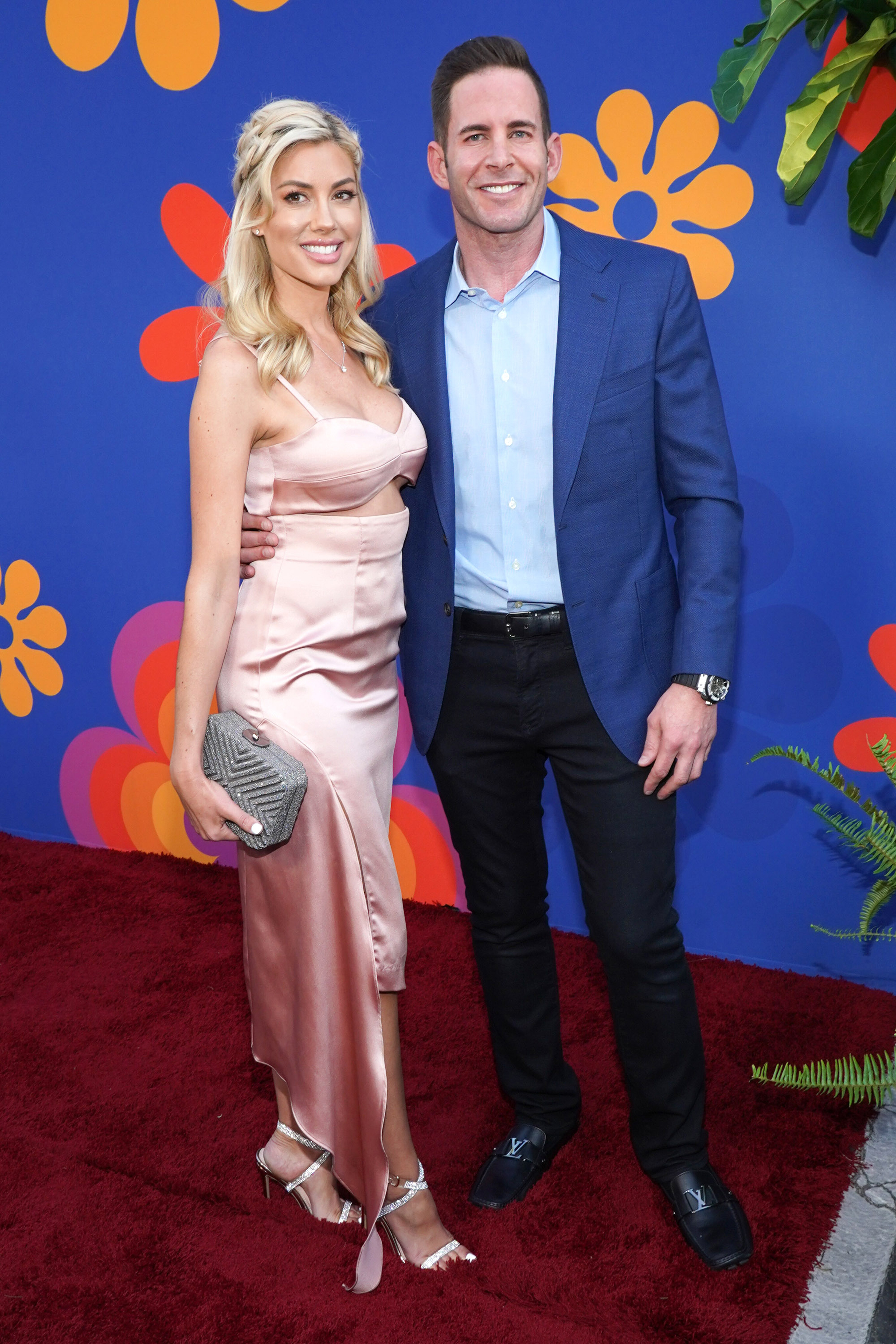 'Flip or Flop' star Tarek El Moussa marries 'Selling Sunset' star Heather Rae Young