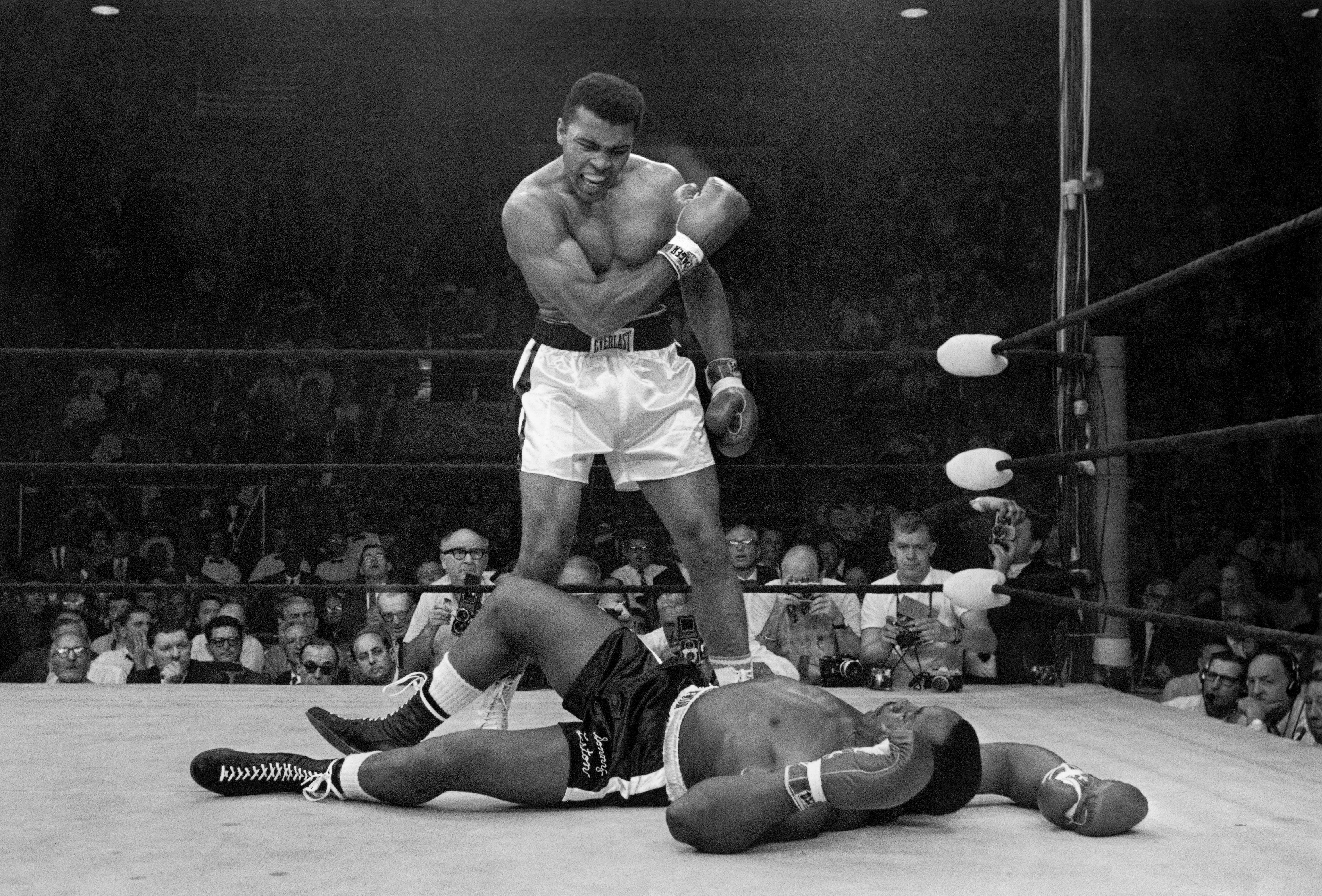 'Muhammad Ali' lets Ken Burns go four fascinating rounds with the champ's life and legacy
