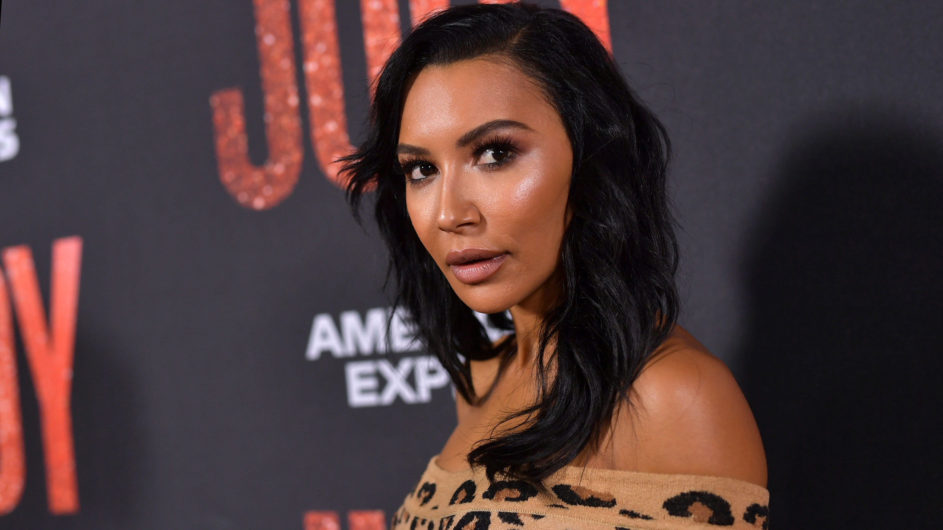 'Glee' star Naya Rivera is laid to rest in a Hollywood Hills cemetery