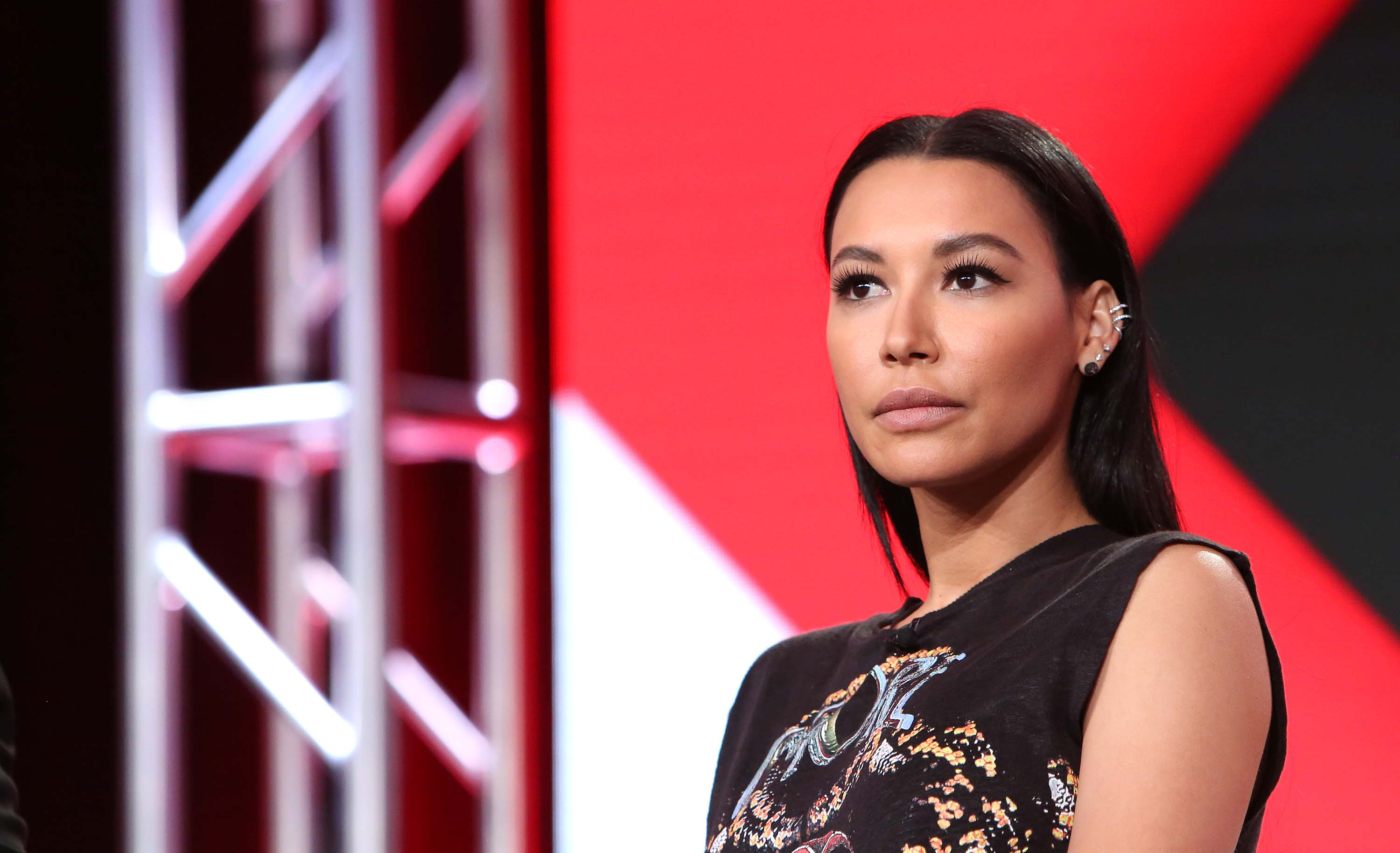 'Glee' actress Naya Rivera is missing at a lake in California