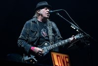 Neil Young announces new album 'COLORADO'
