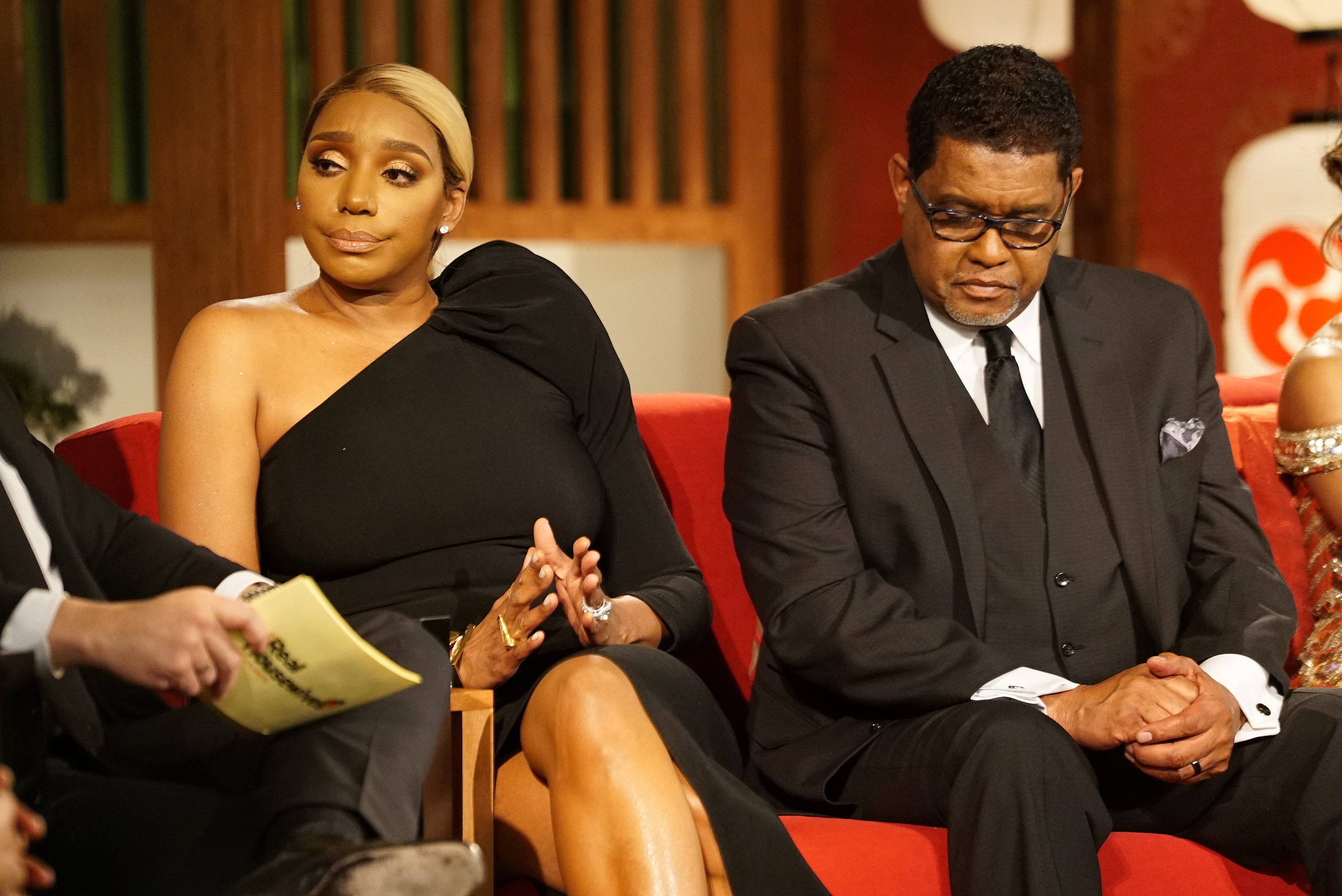 NeNe Leakes of 'Real Housewives' says husband's cancer has returned